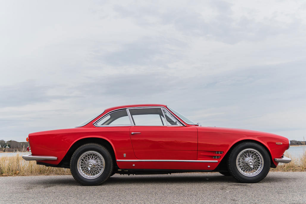1963 Maserati Sebring 3500GTi Series 1 profile