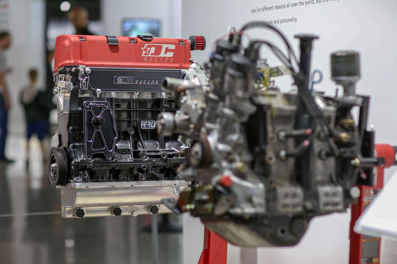 Honda Inline-4