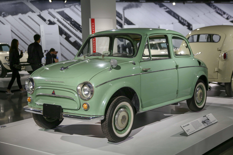 Mitsubishi 500 Super Deluxe