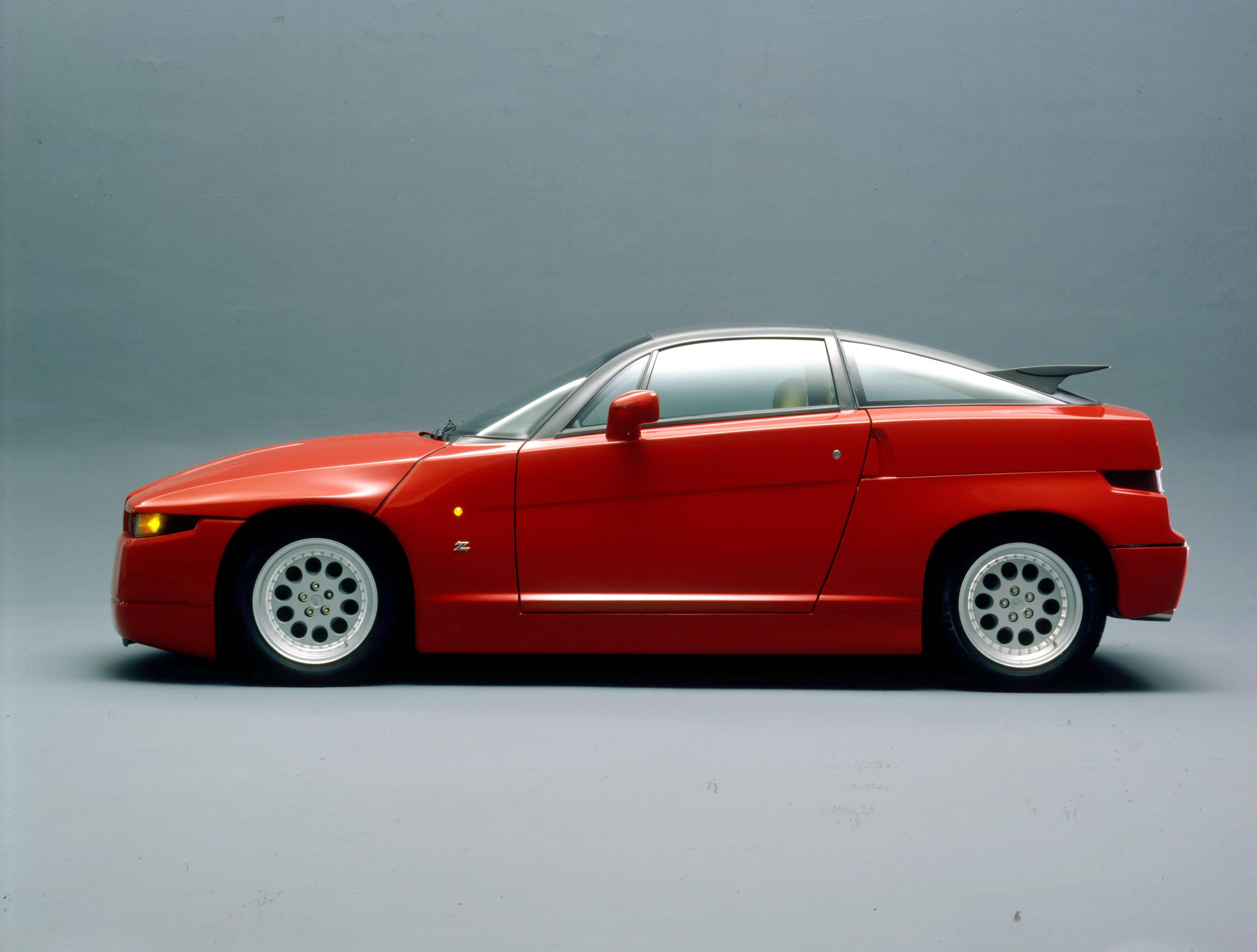 1989 Alfa Romeo SZ Reloaded by Creators