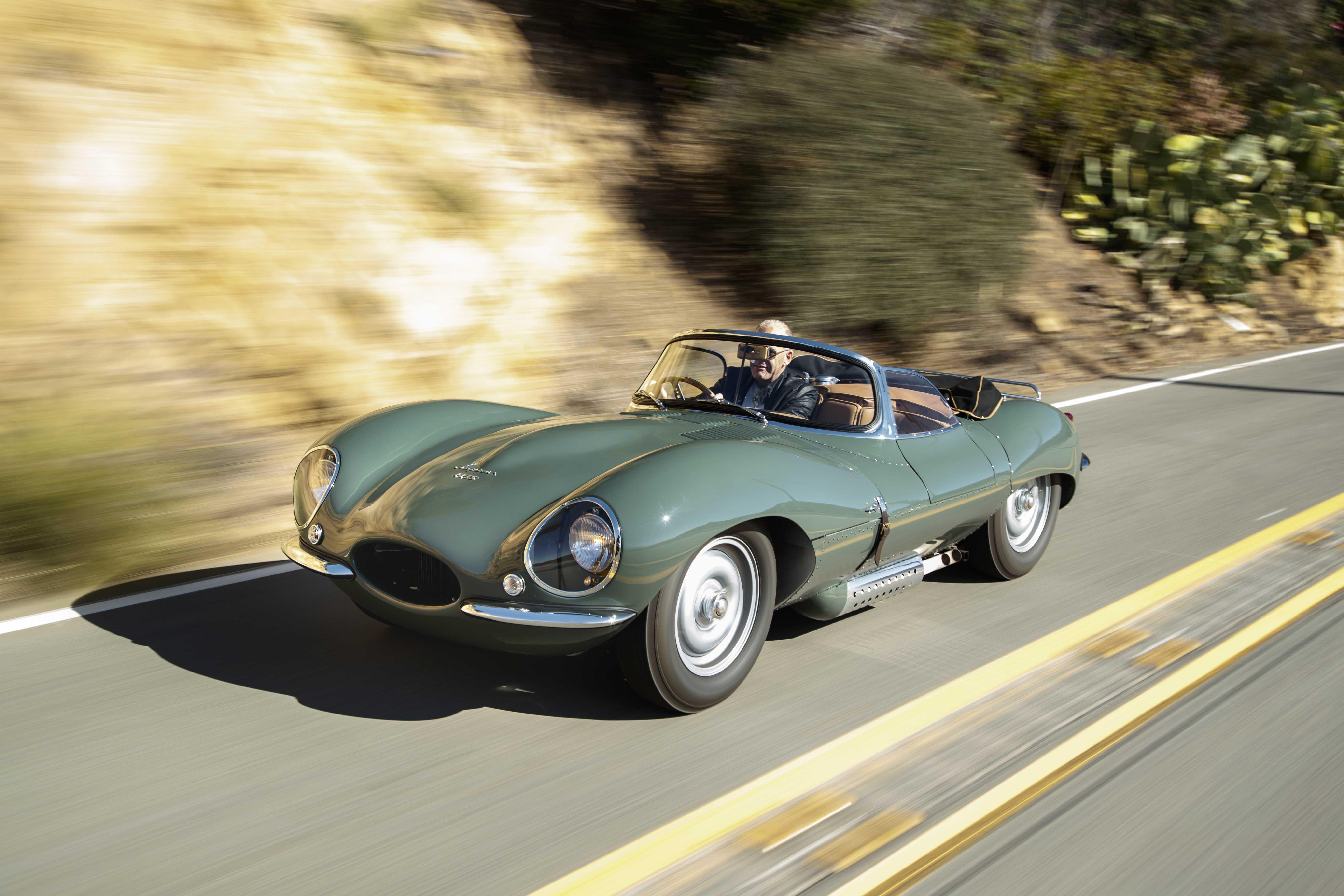 New Original Jaguar XKSS brings 1957 back to the road