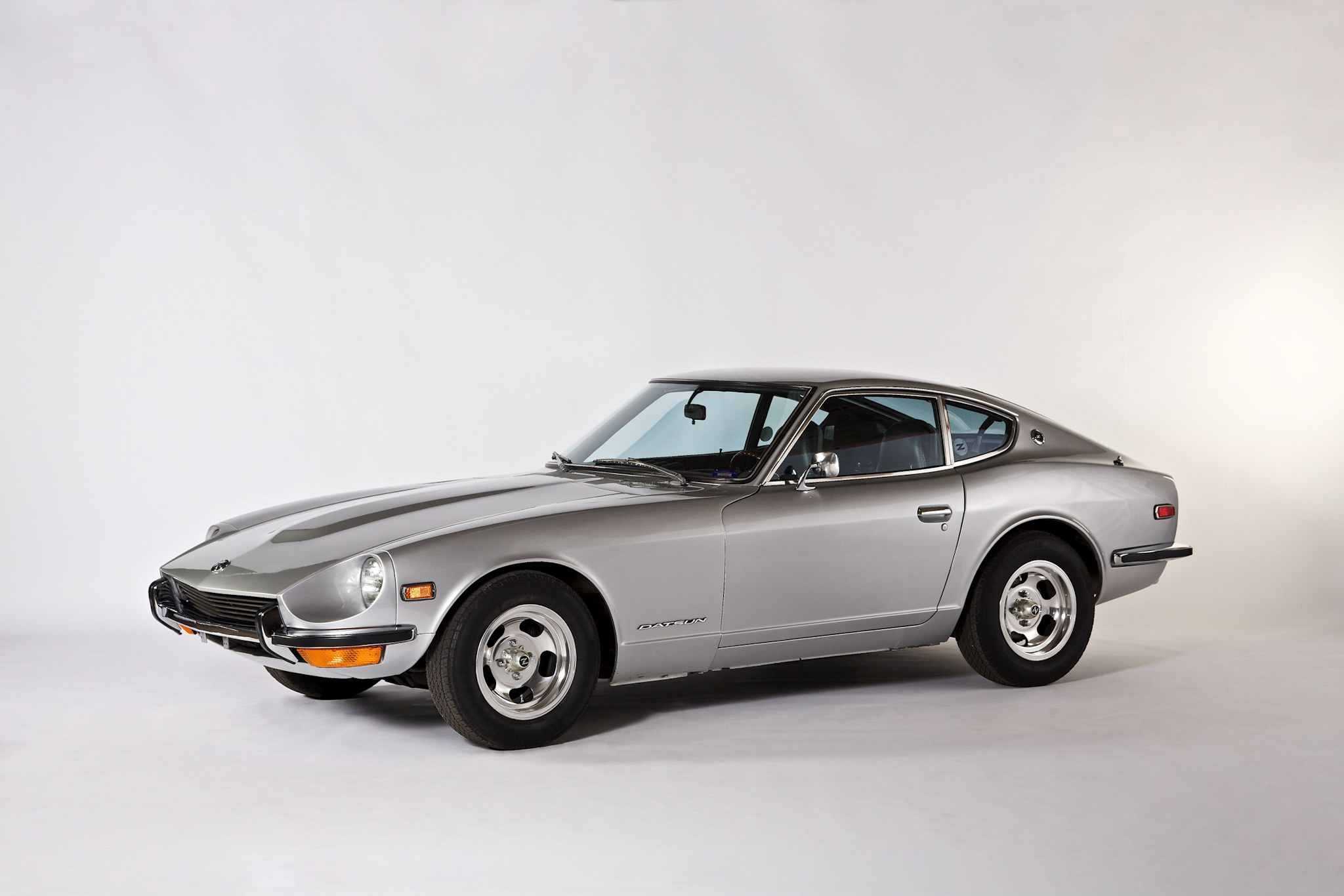 Factory restored 240-Z from the Nineties-era Vintage-Z program