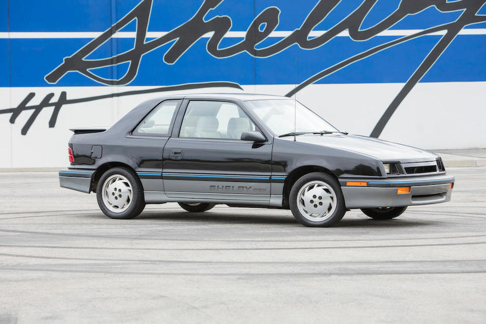 1987 Dodge CSX