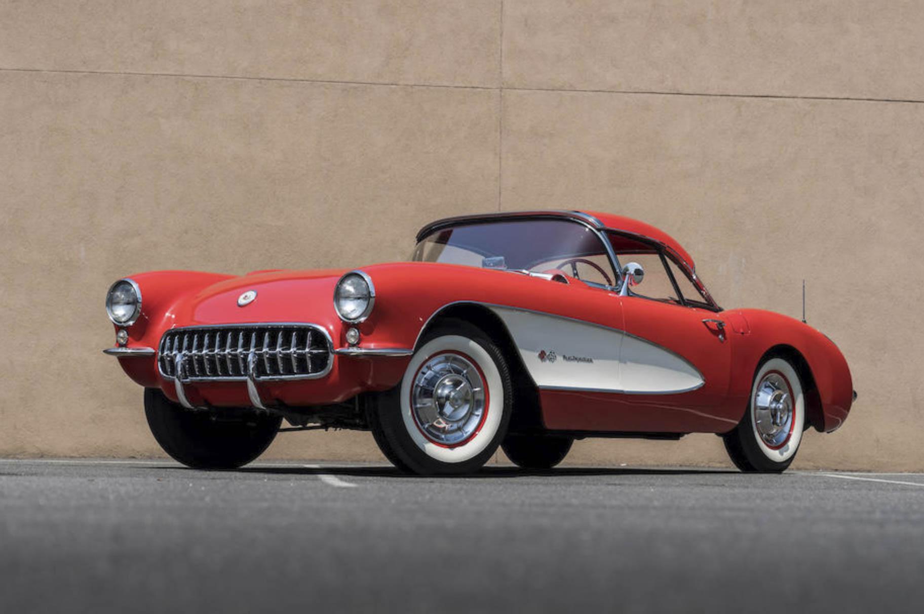 1957 Chevrolet Corvette Fuelie Roadster