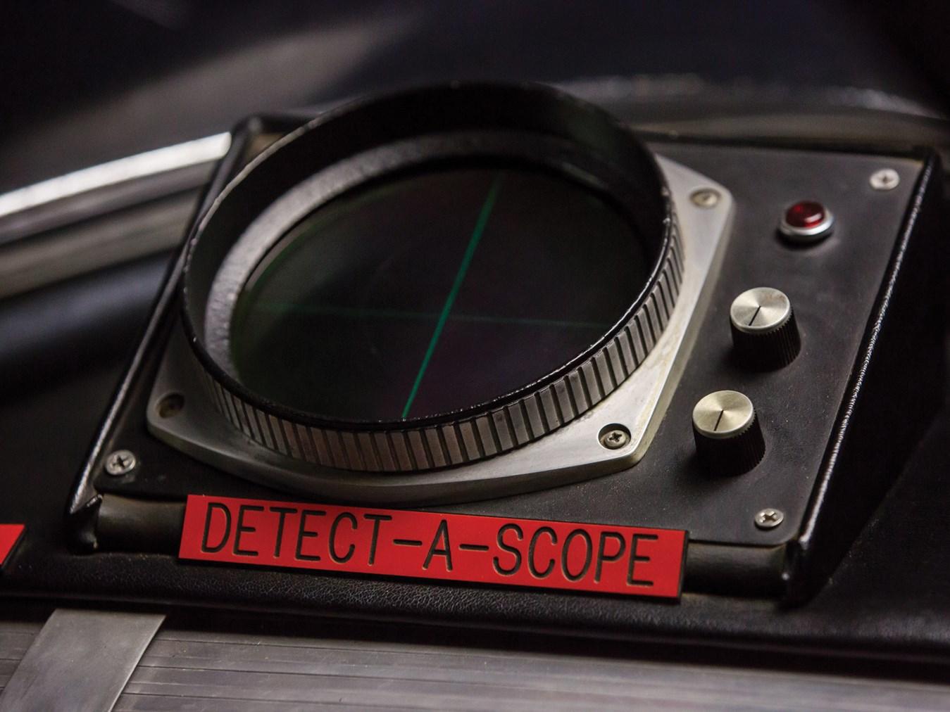 1966 Batmobile Recreation Detect-A-Scope