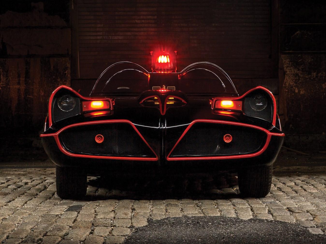 """1966 Batmobile Recreation """"#5"""" nose"""