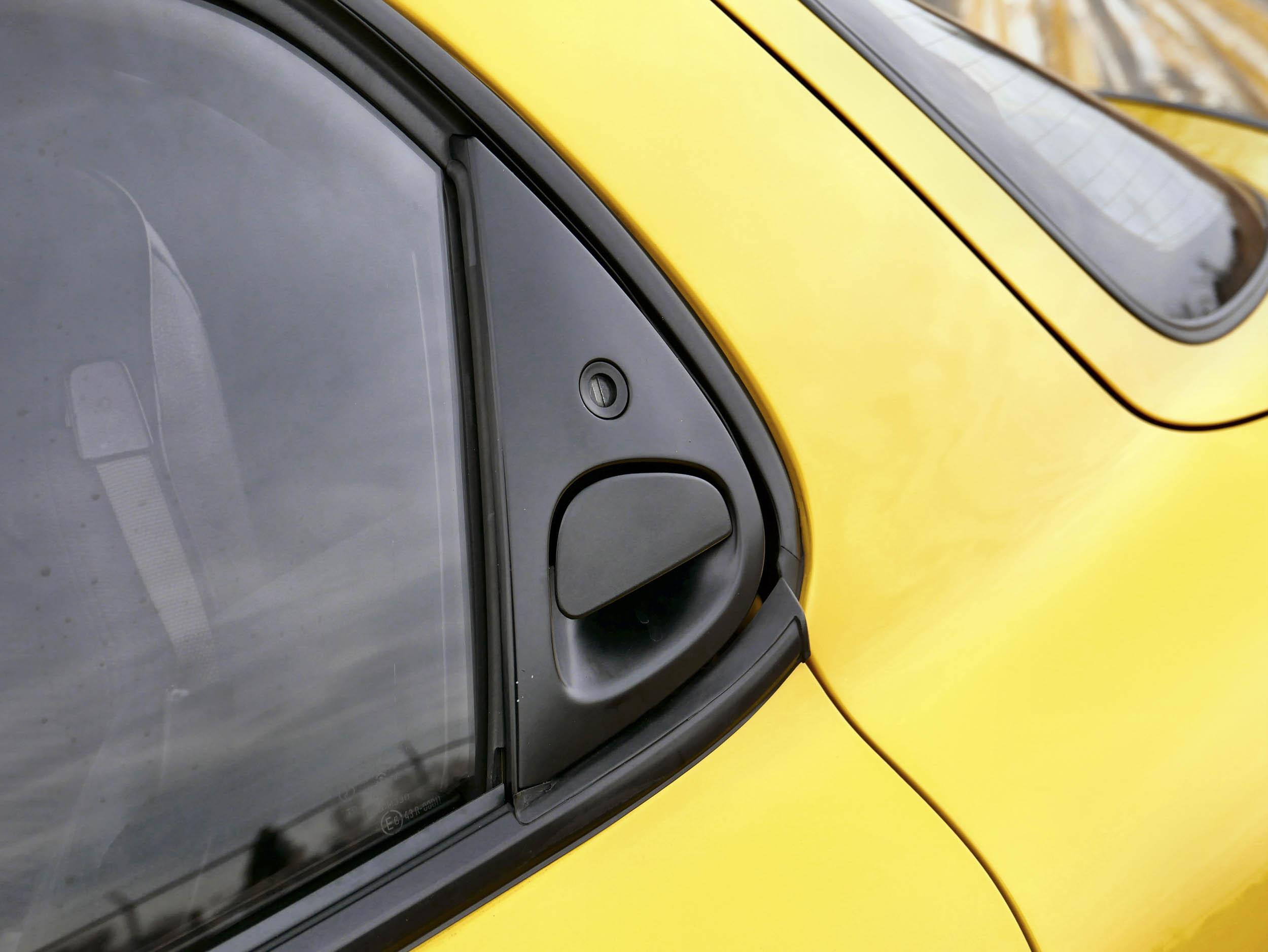 Mazda RX-7 door handle