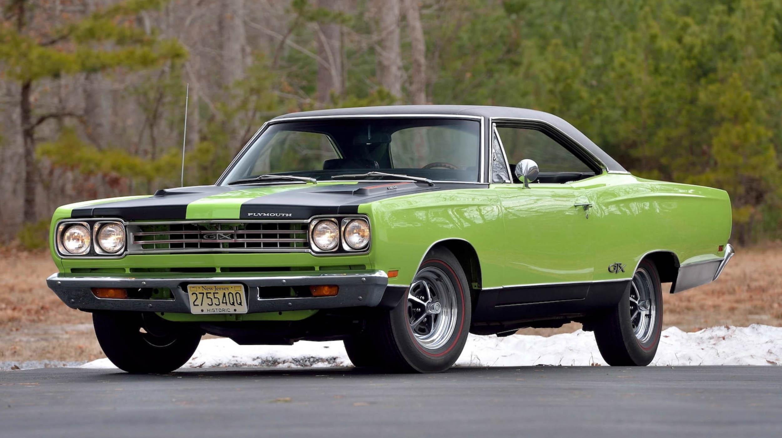 1970 Plymouth GTX Hemi