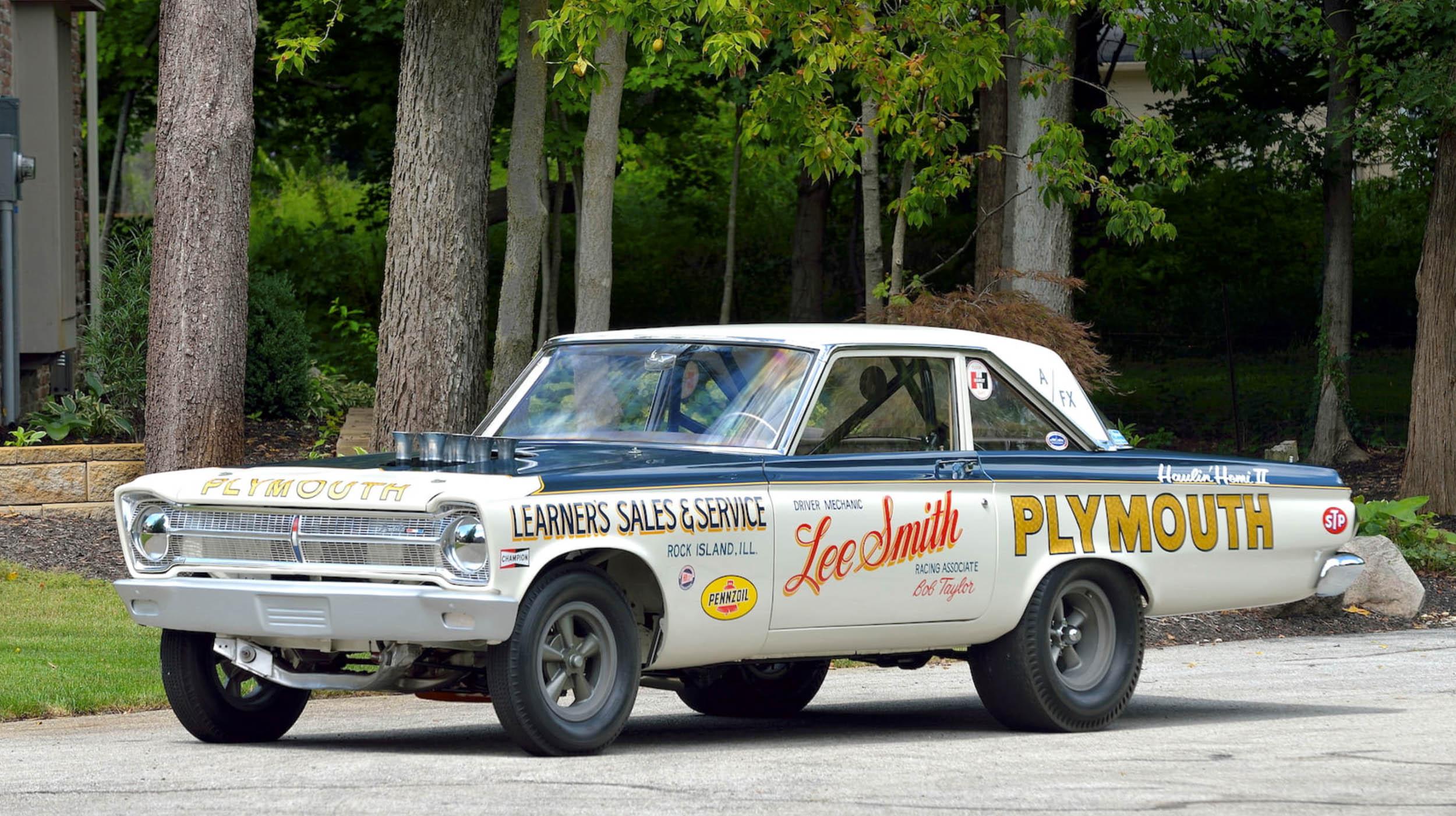 1965 Plymouth Belvedere Altered Wheelbase