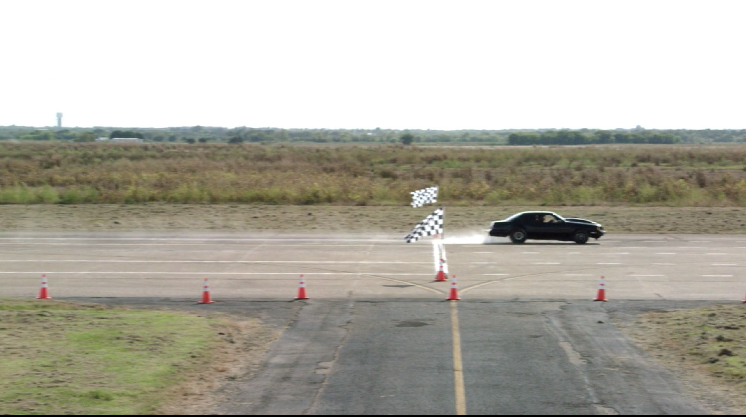 Netflix Fastest Car Drag Race Winner