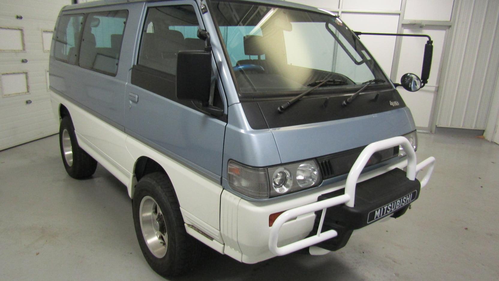 1991 Mitsubishi Delica V