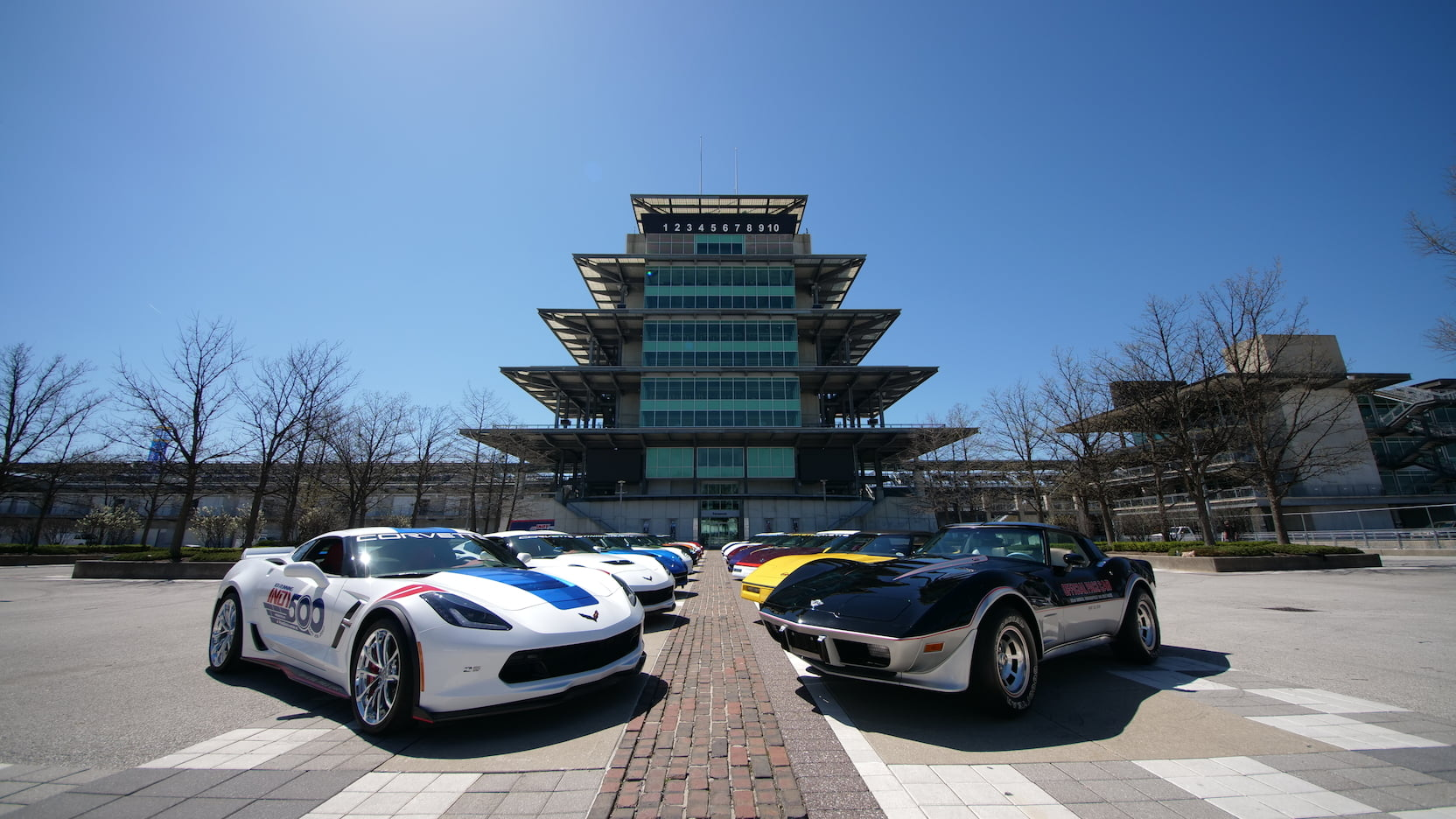 Corvette Pace Car Collection to be auctioned off May 19th, 2018