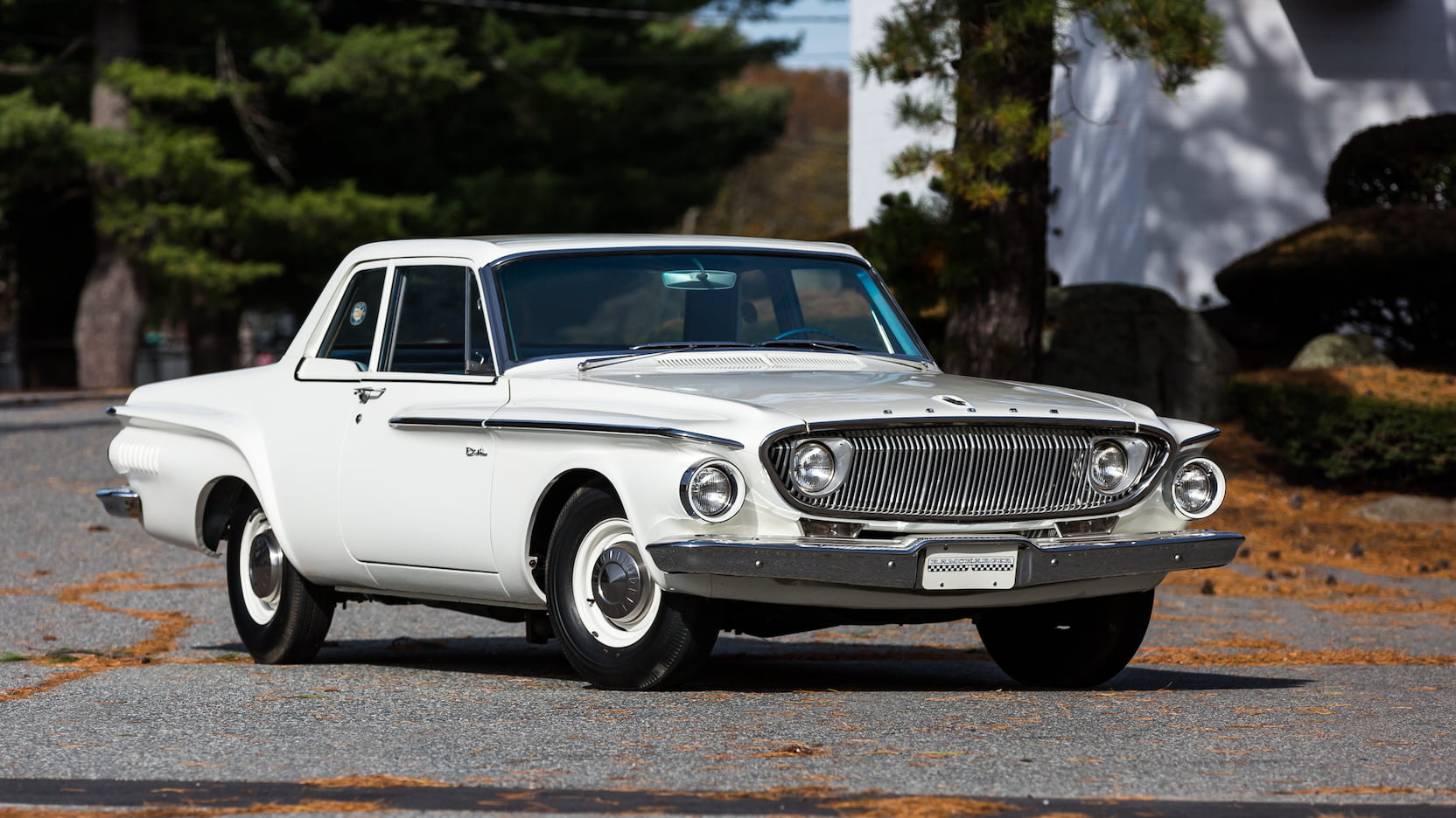 1962 Dodge Dart 300 with a 413 Max Wedge engine
