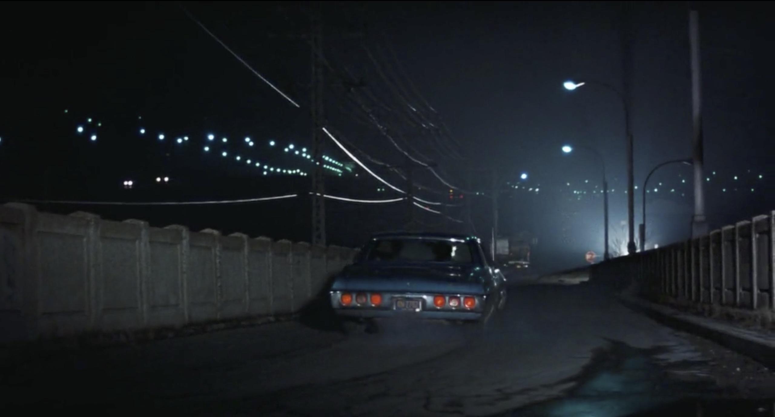 the seven ups night drive pontiac