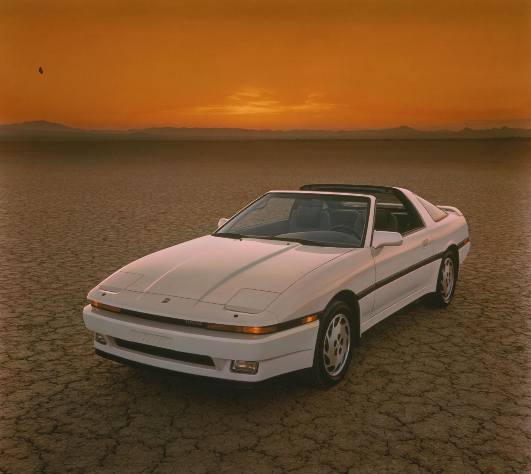 1988 Toyota Supra Targa Roof