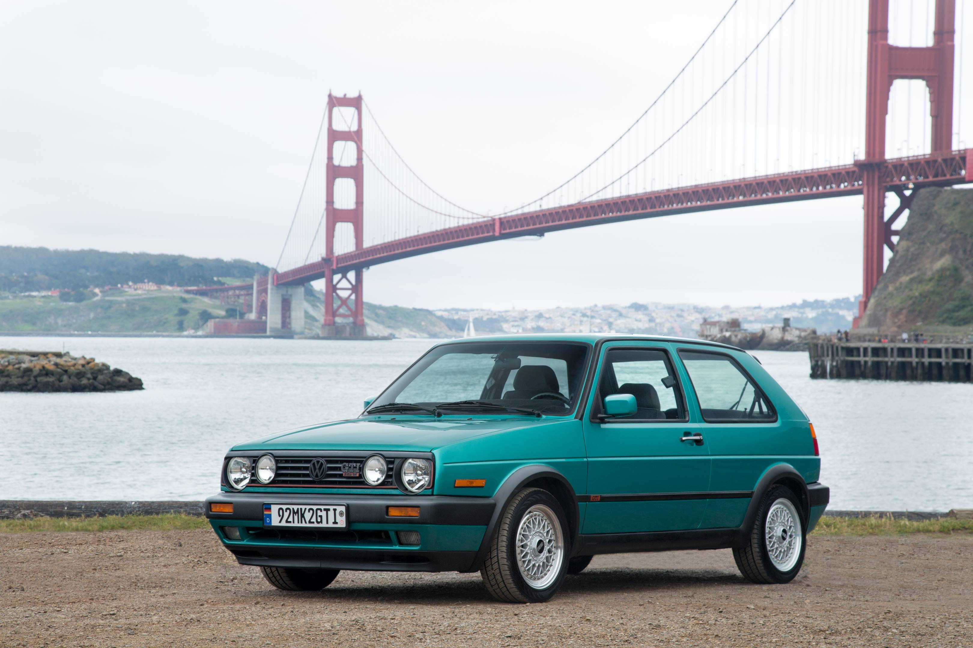 1986 Volkswagen Golf GTI Mk II