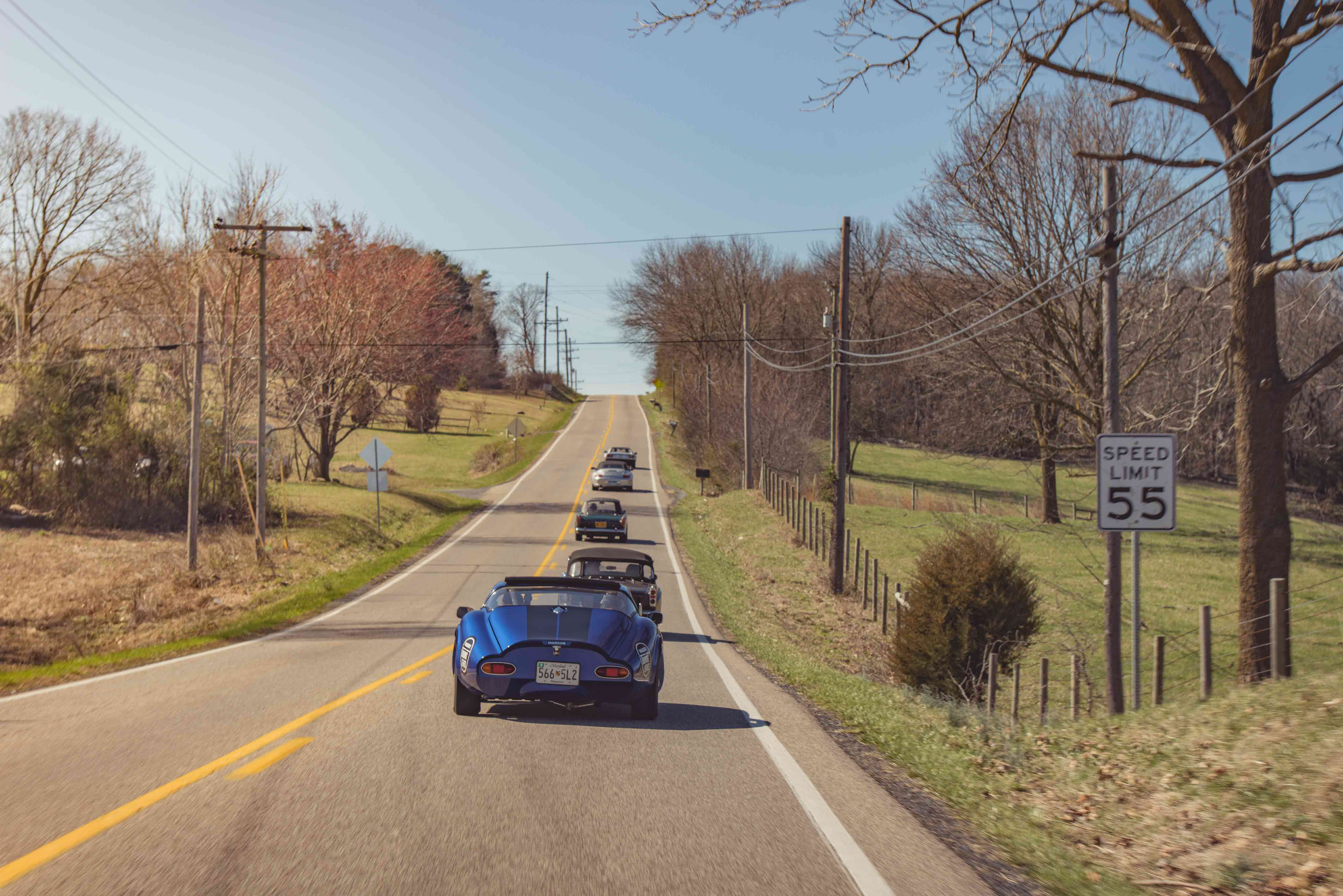 Hagerty Touring Series Road trip to florida