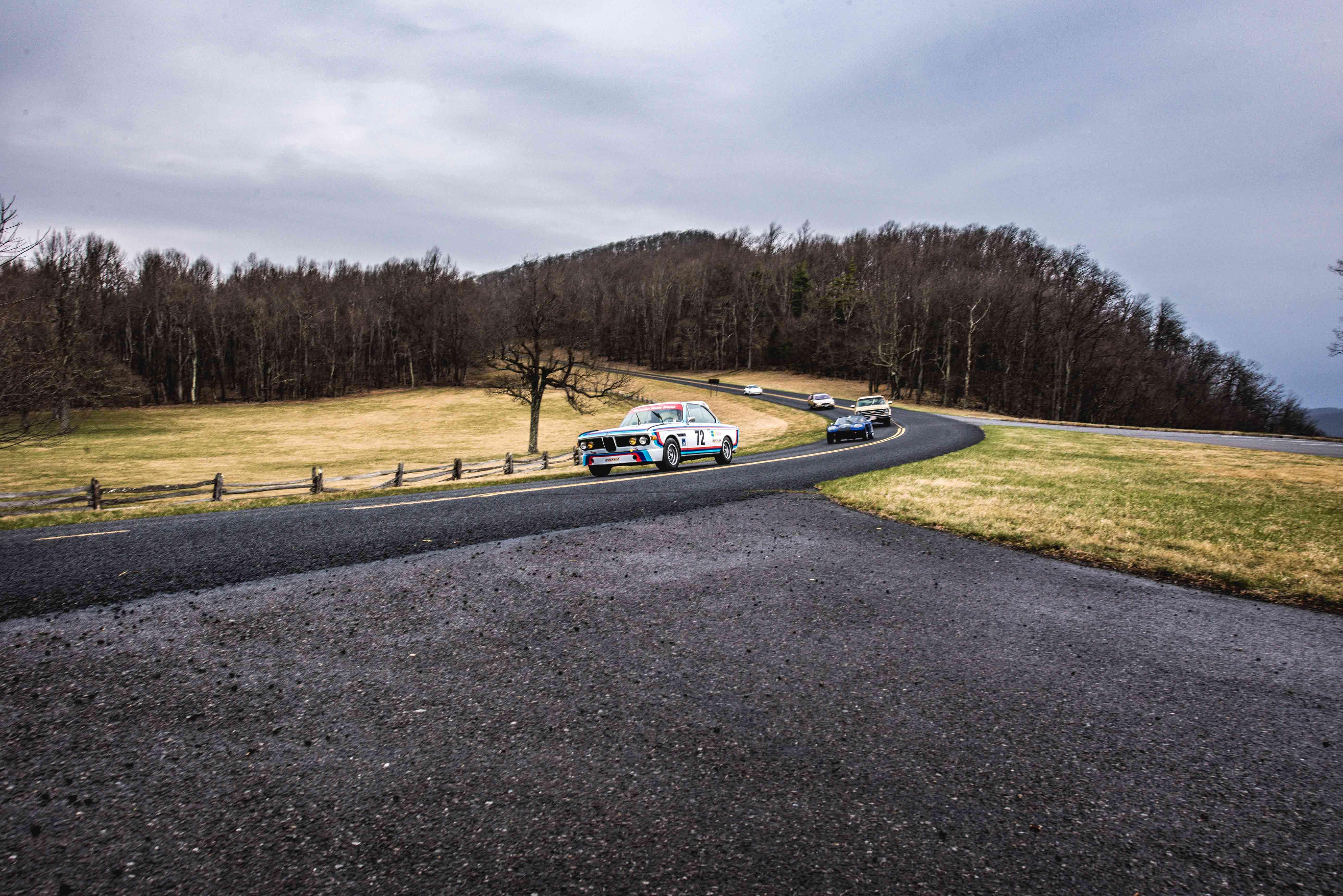 Hagerty Touring Big Turn Road Trip BMW