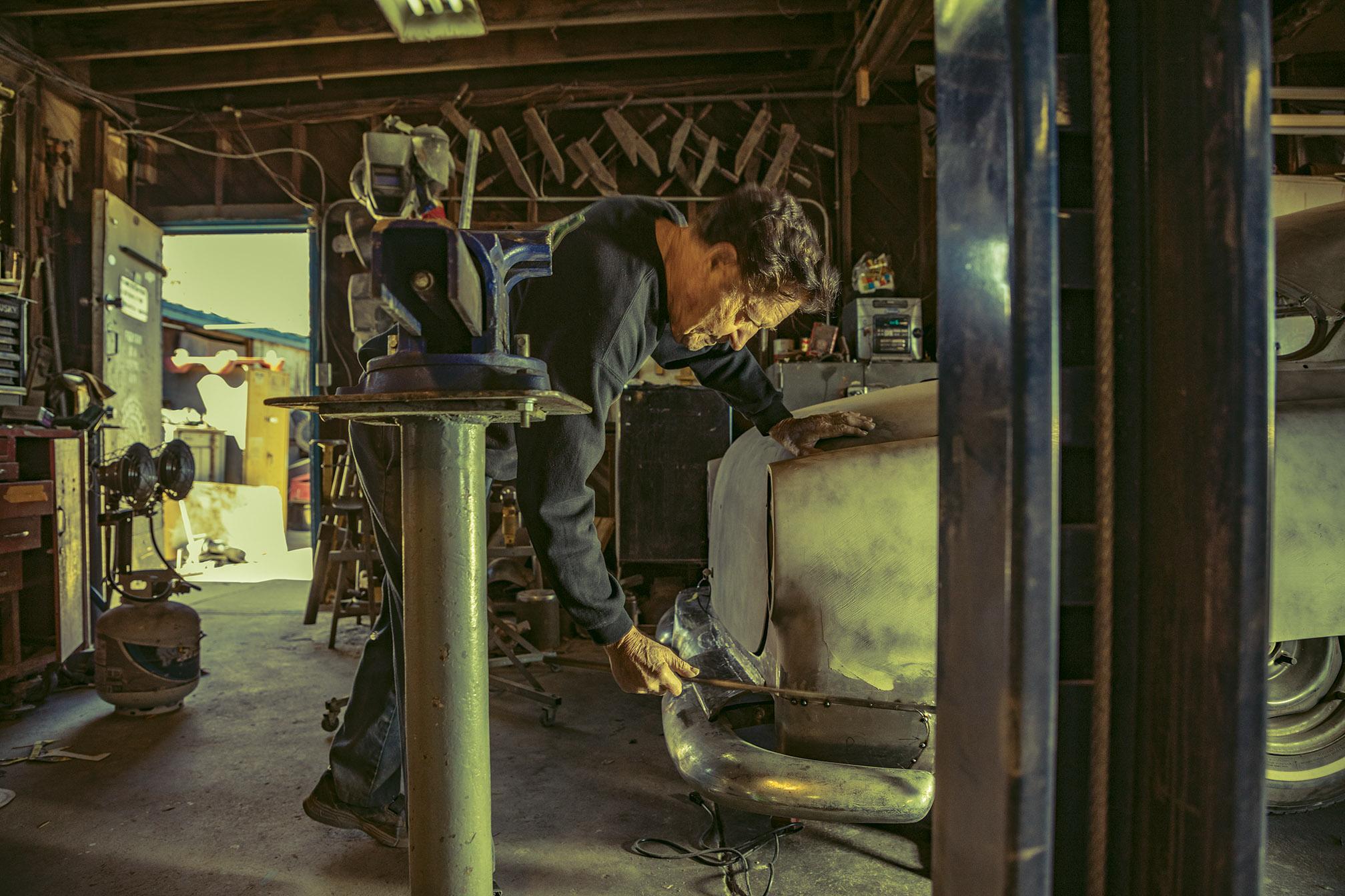 Metal working and welding