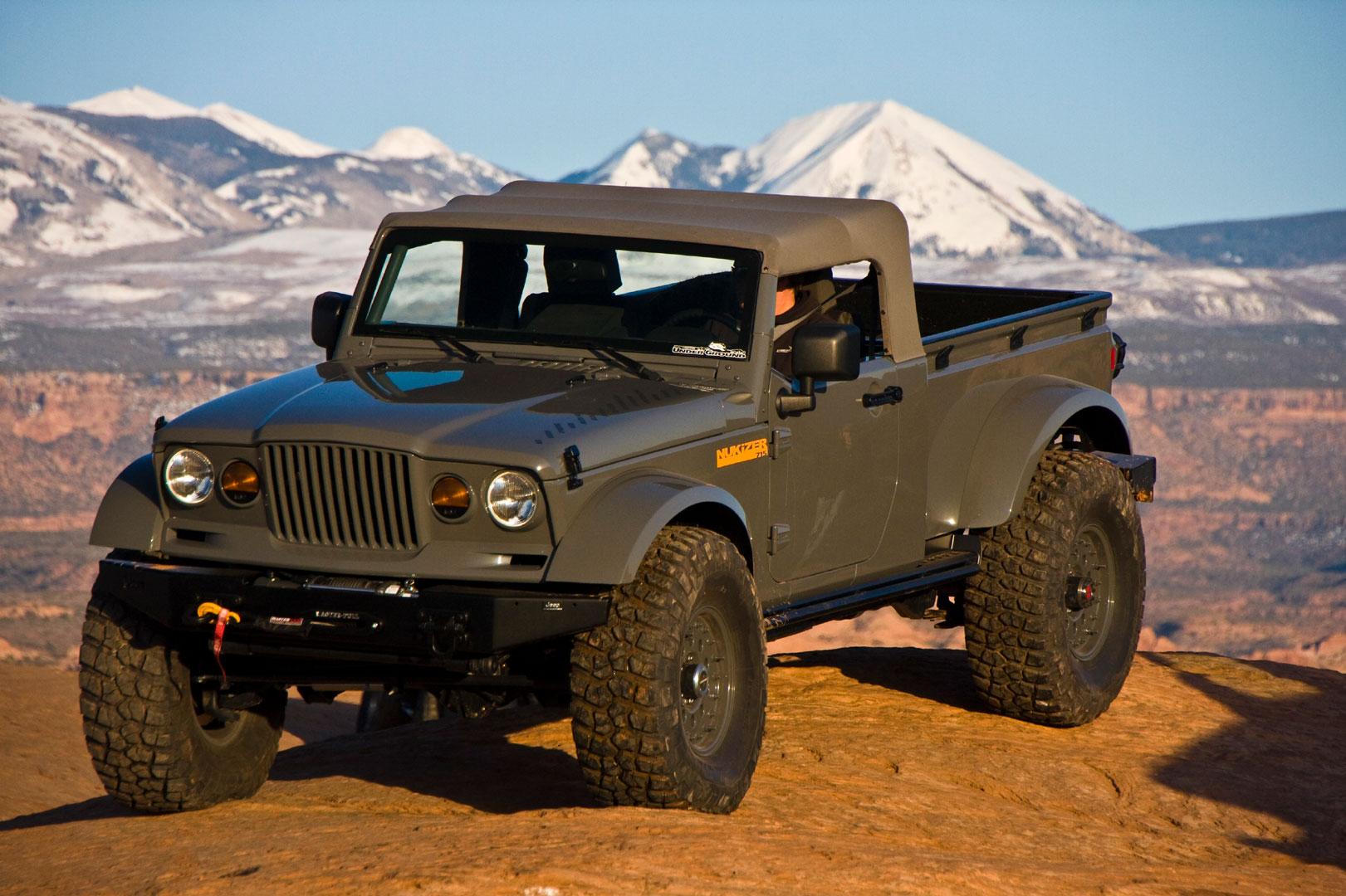 2010 Jeep NuKizer