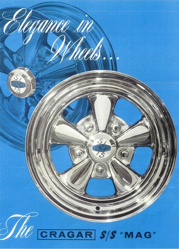 Cragar SS Wheels