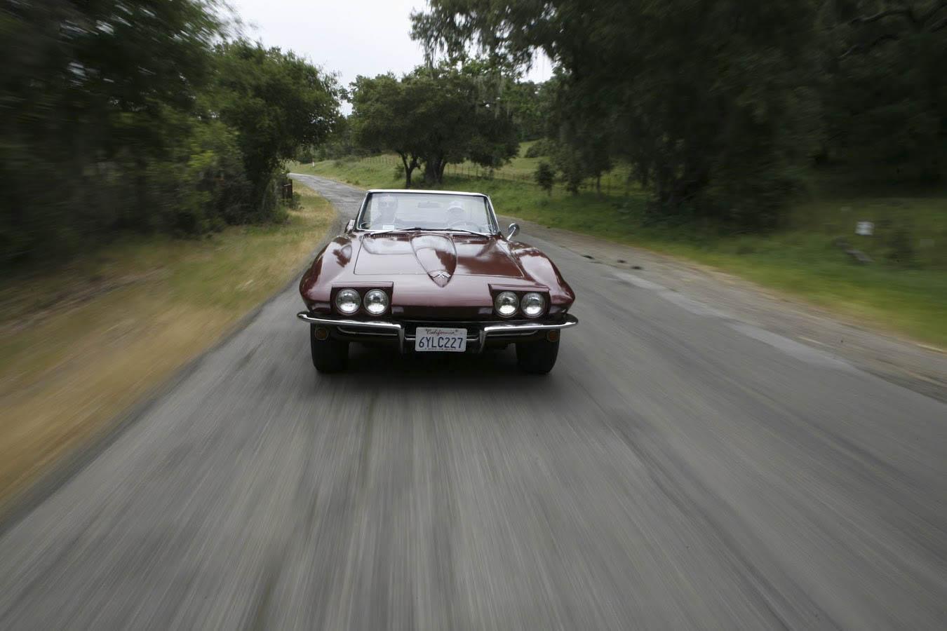 1965 Chevrolet Corvette front