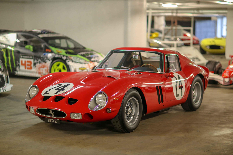 1963 Ferrari 250 GTO Peterson Vault