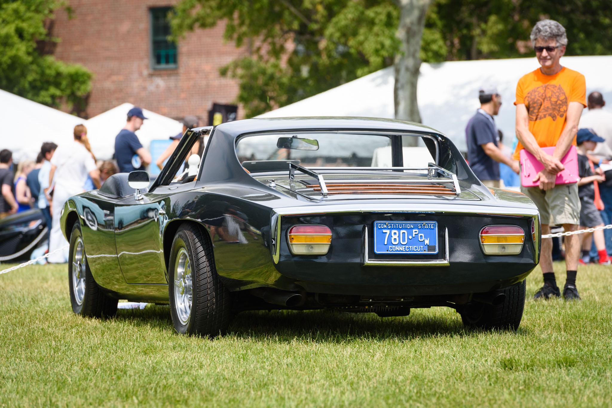 1966 Fitch Phoenix rear 3/4