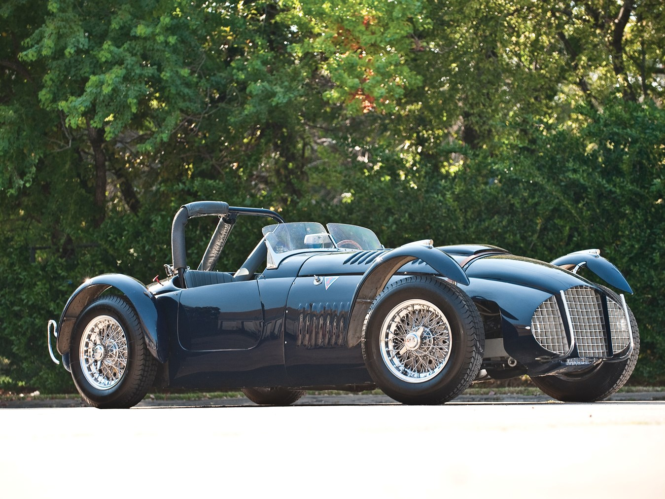 1950 Fitch Whitmore Special RM