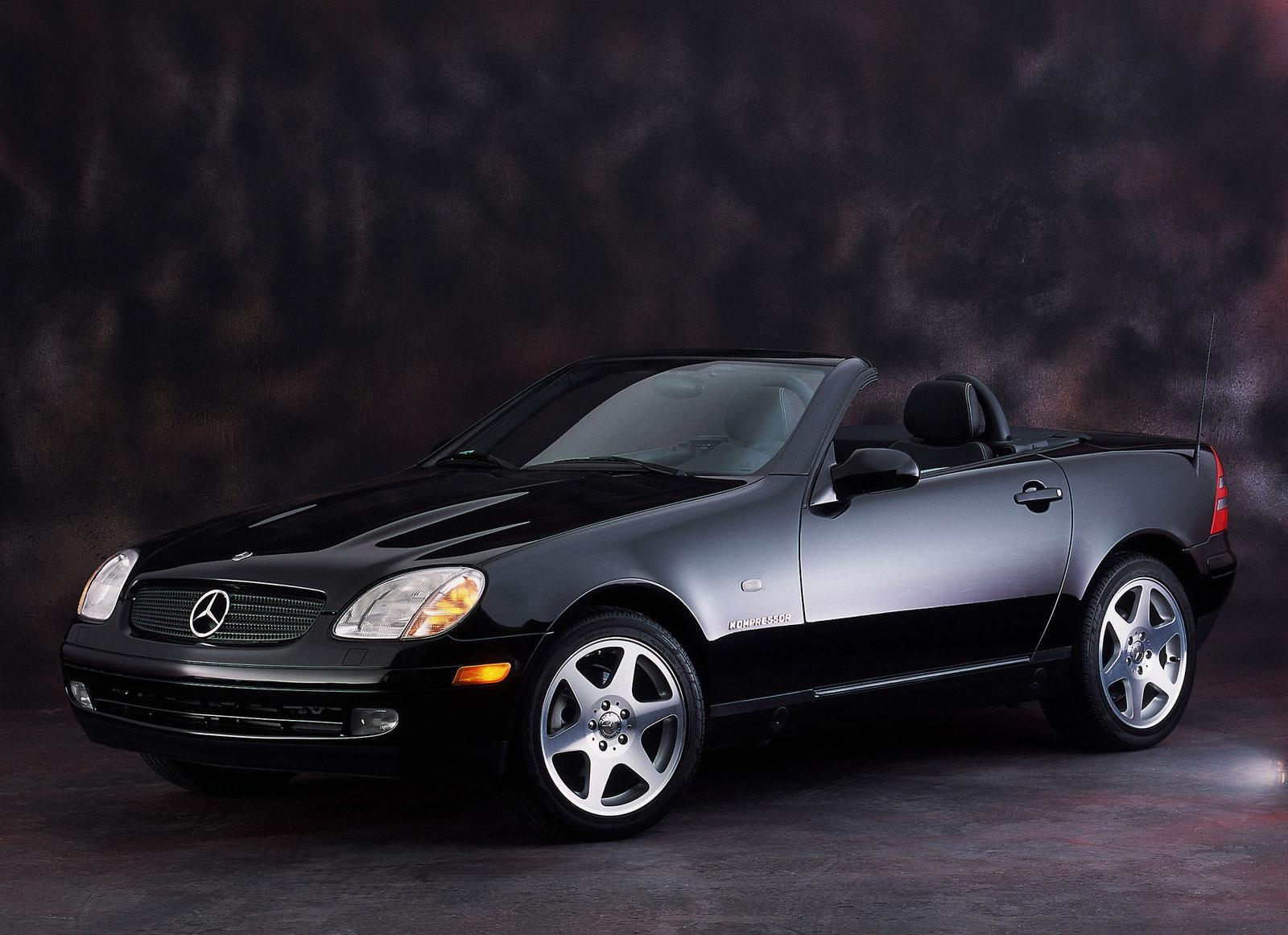 1996 Mercedes-Benz SLK