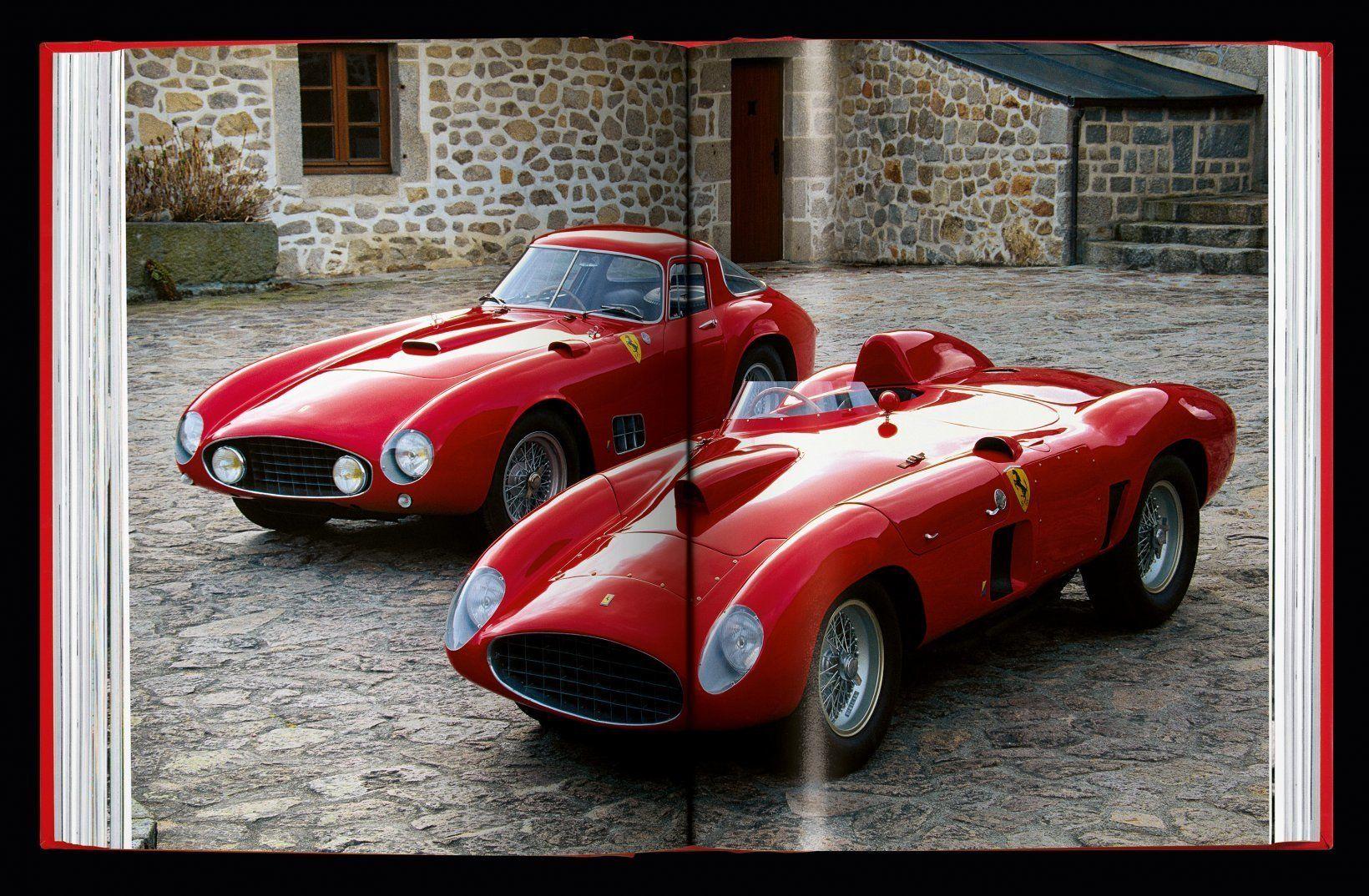 Ferrari book testarosa