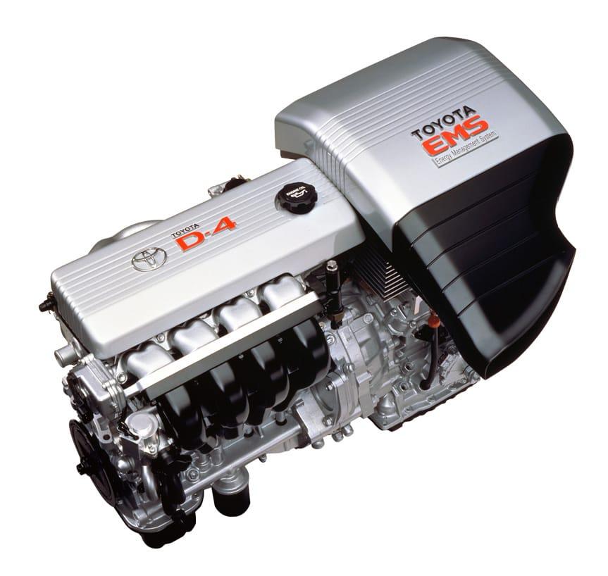 1995 Toyota Prius Concept Engine Drivetrain