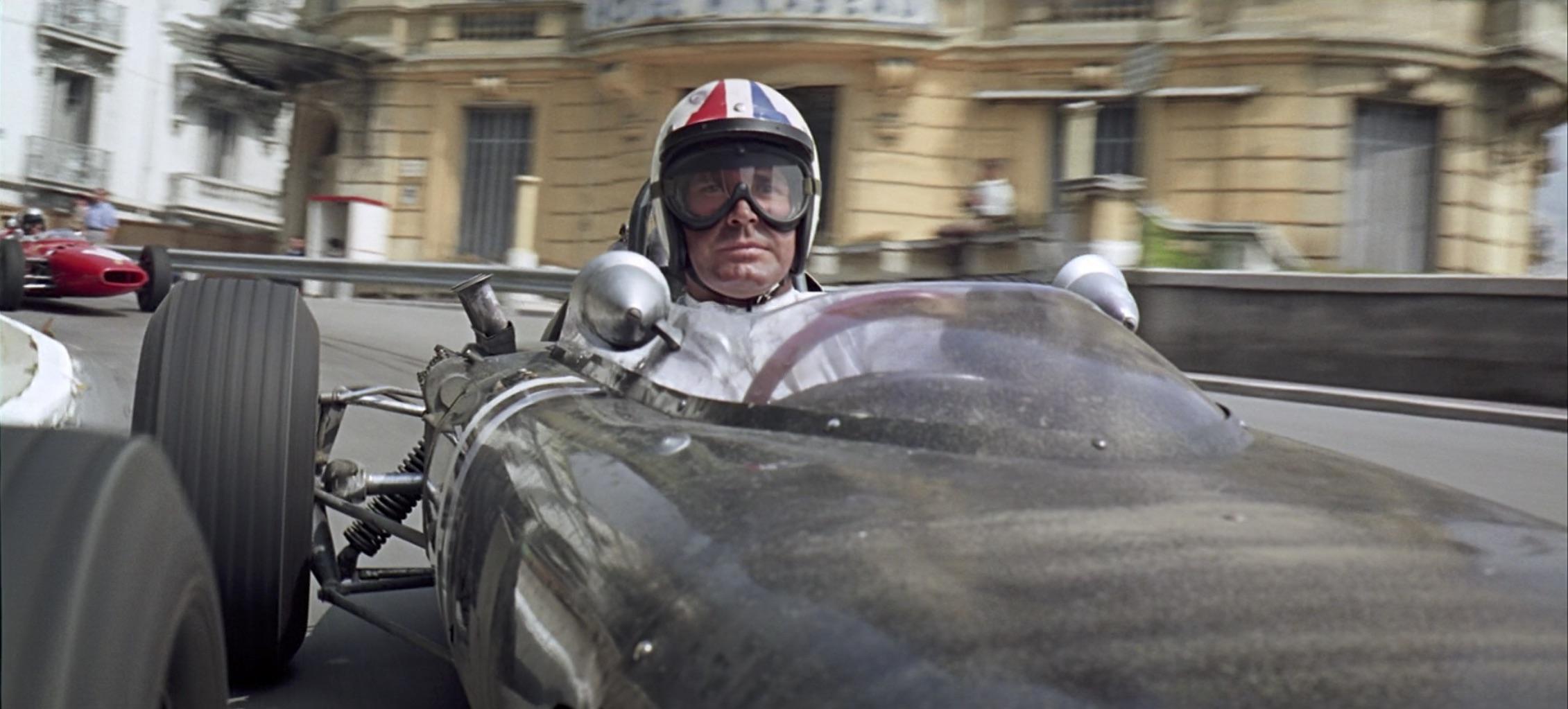 Grand Prix Monaco streets