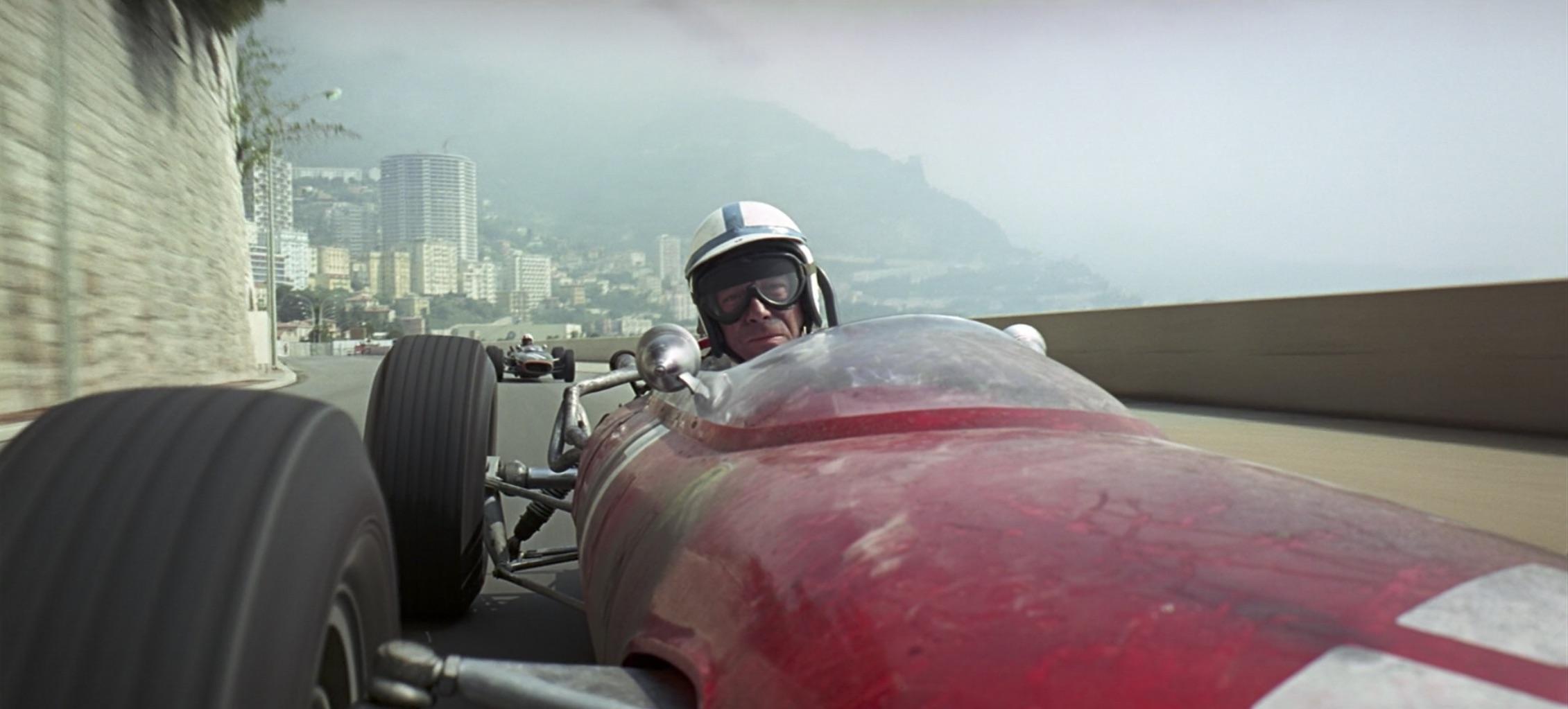 Grand Prix monaco ferrari race