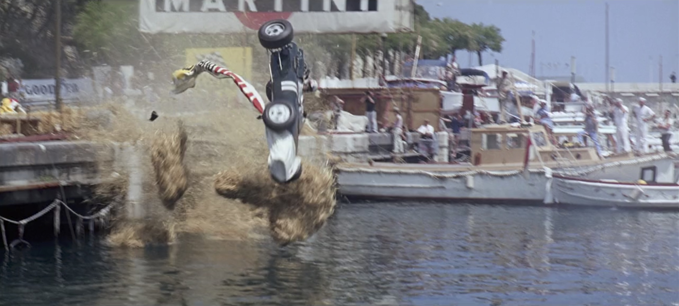 Grand Prix F1 Crash movie