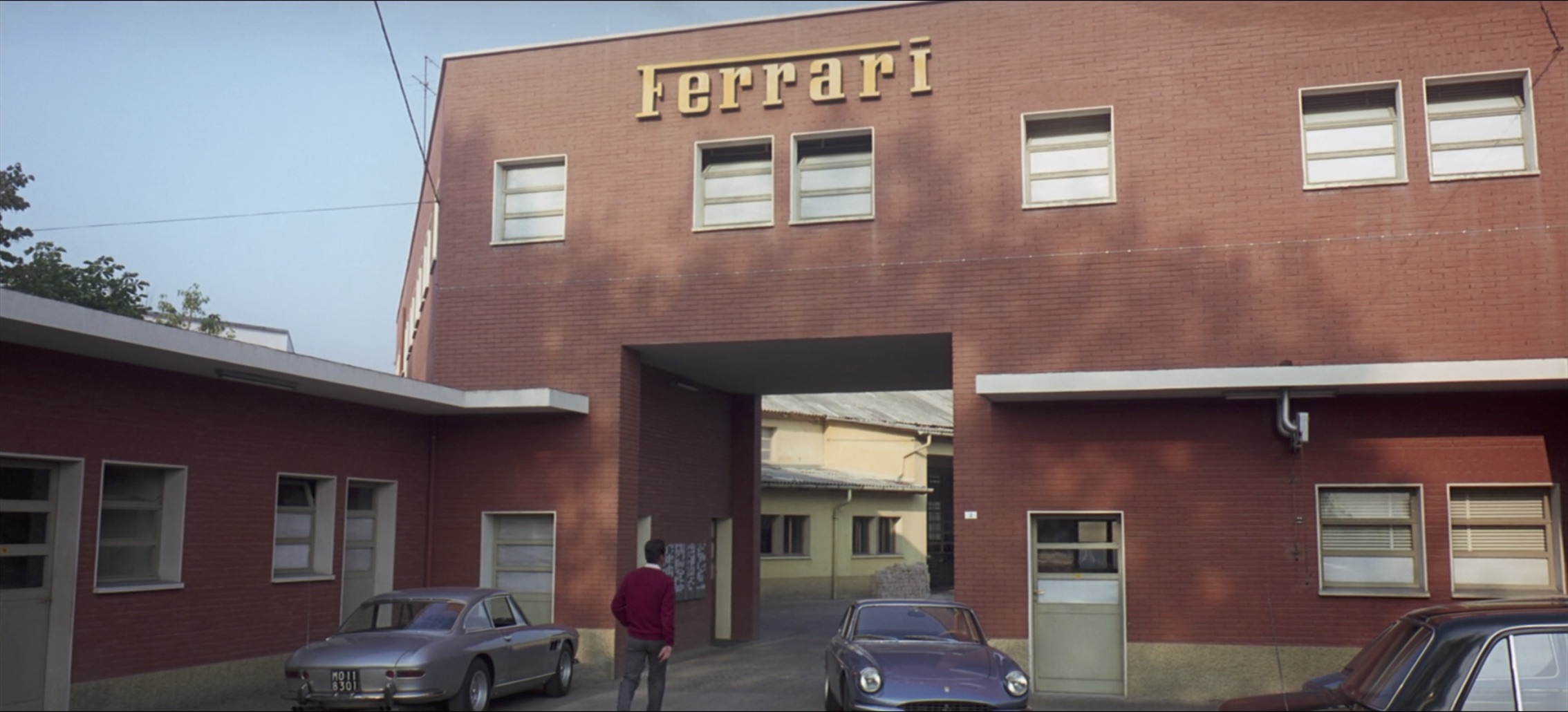Grand Prix Ferrari headquarters