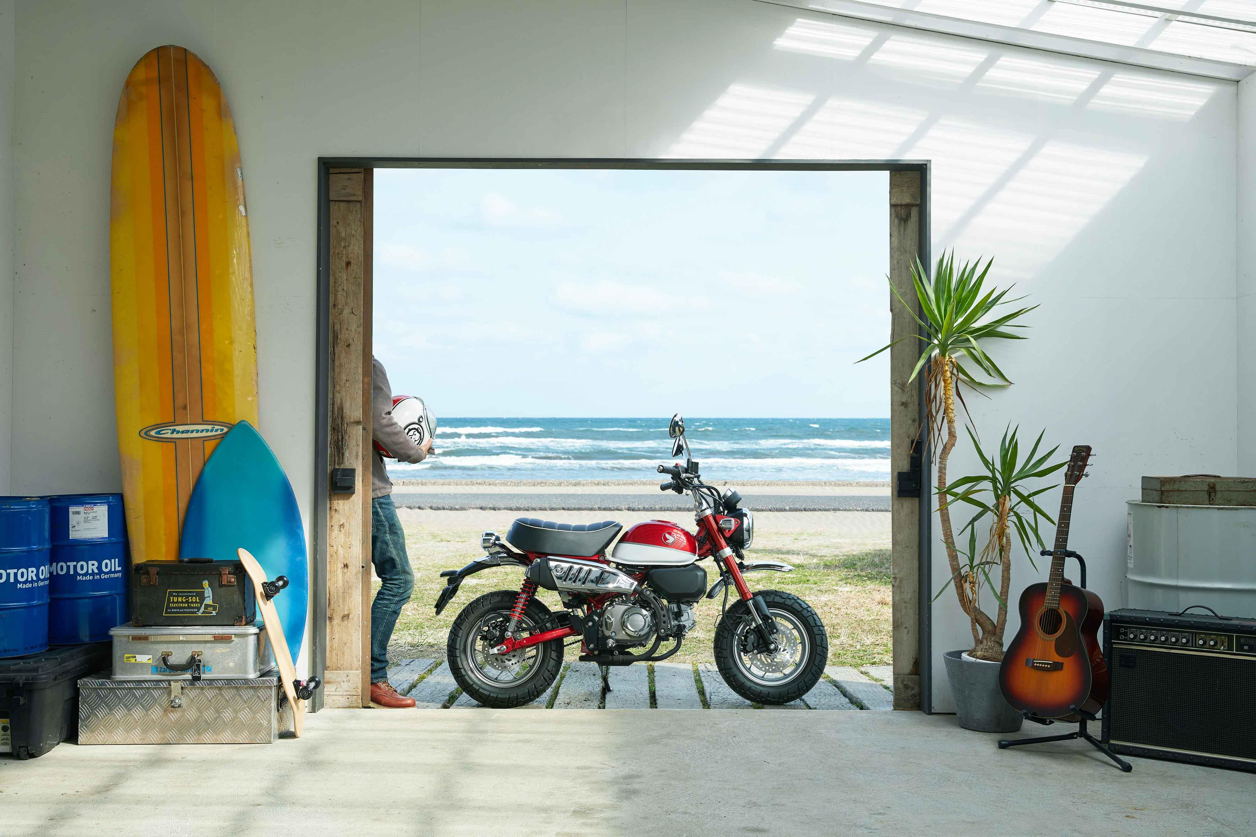 2019 Honda Monkey beach house