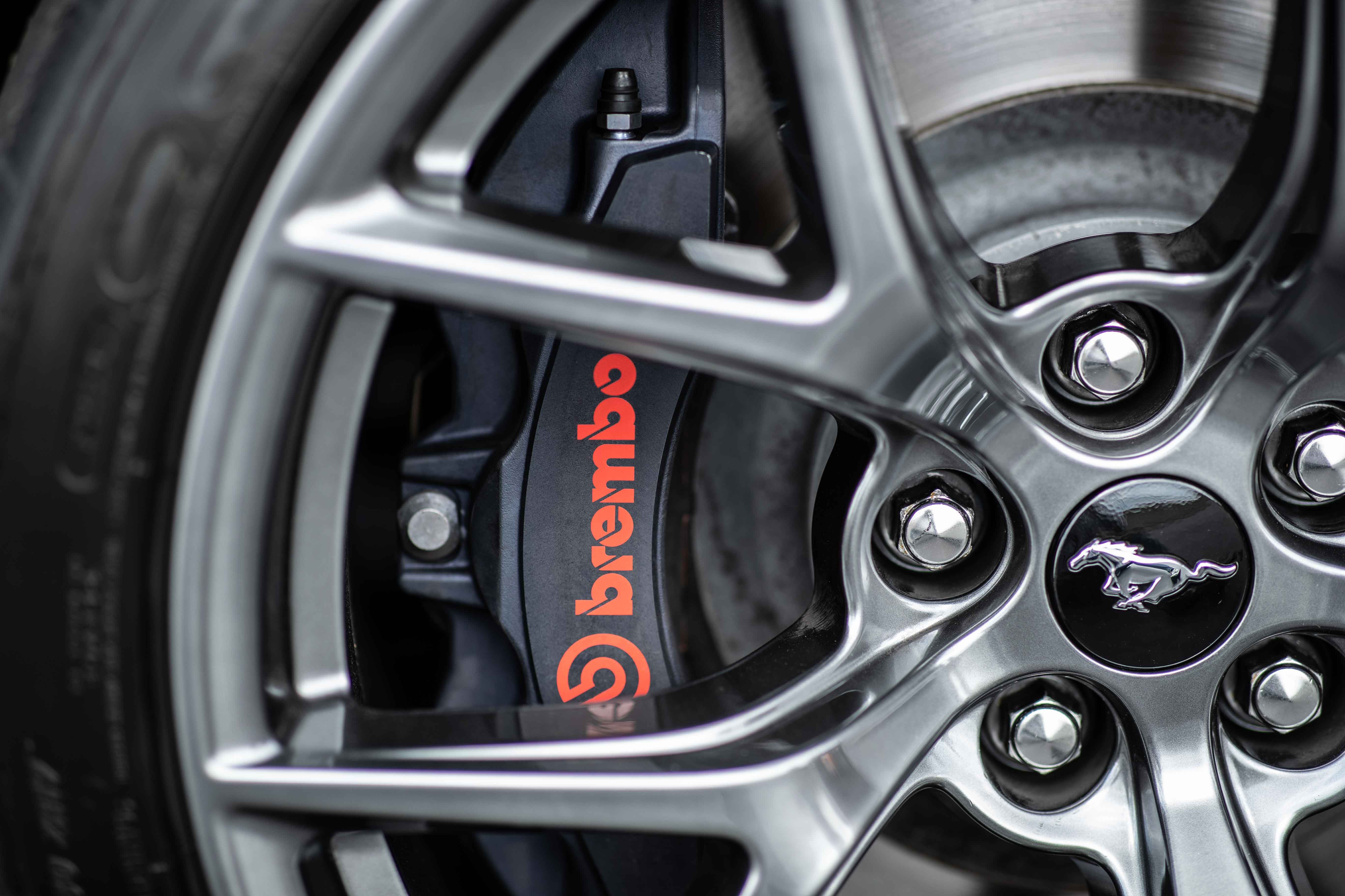 2018 Ford Mustang GT Performance Pack 2 Brembo Brakes
