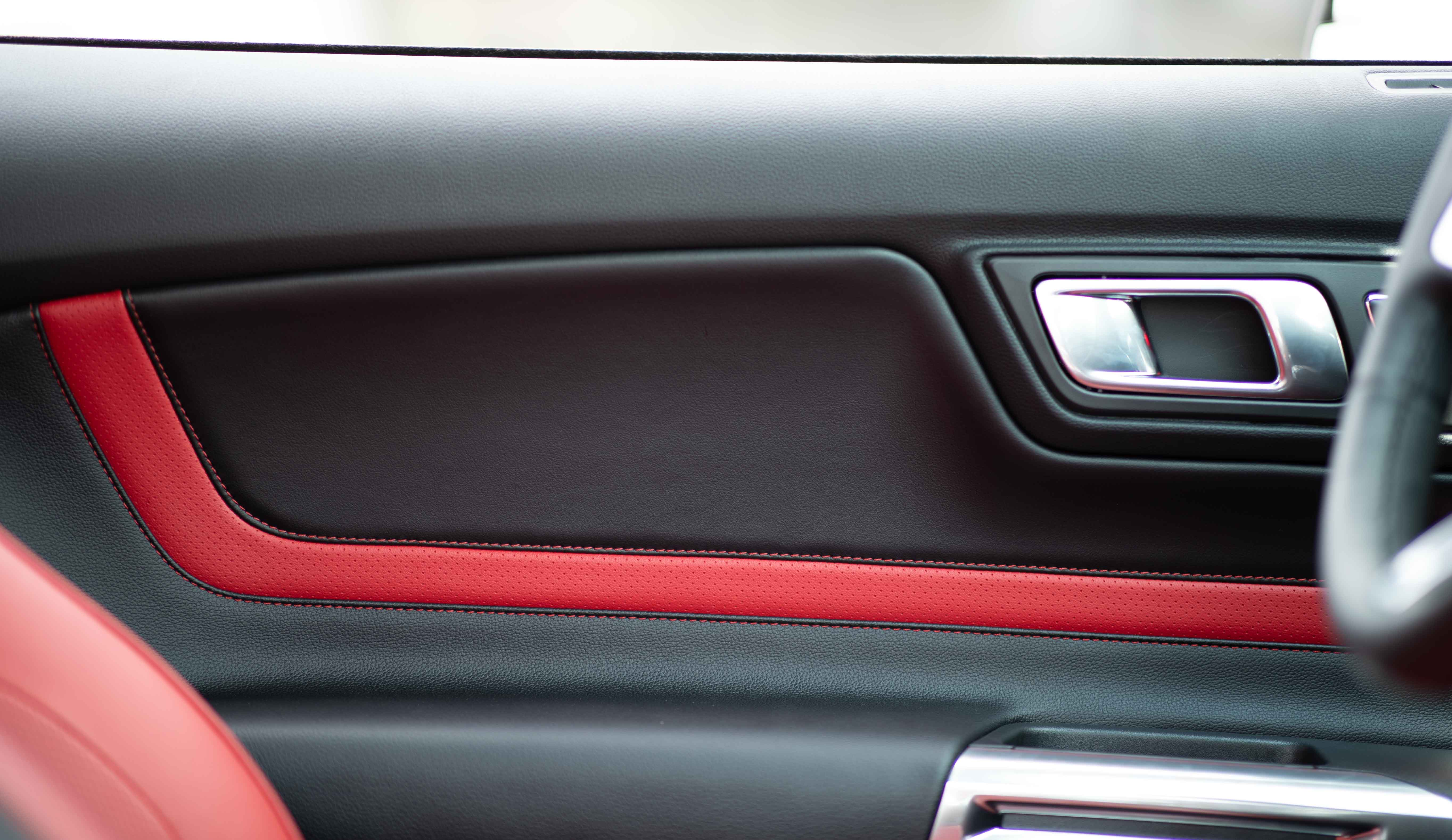 2018 Ford Mustang GT Performance Pack 2 Interior door