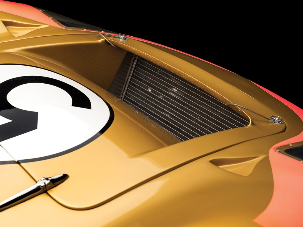 1966 ford gt40 hood