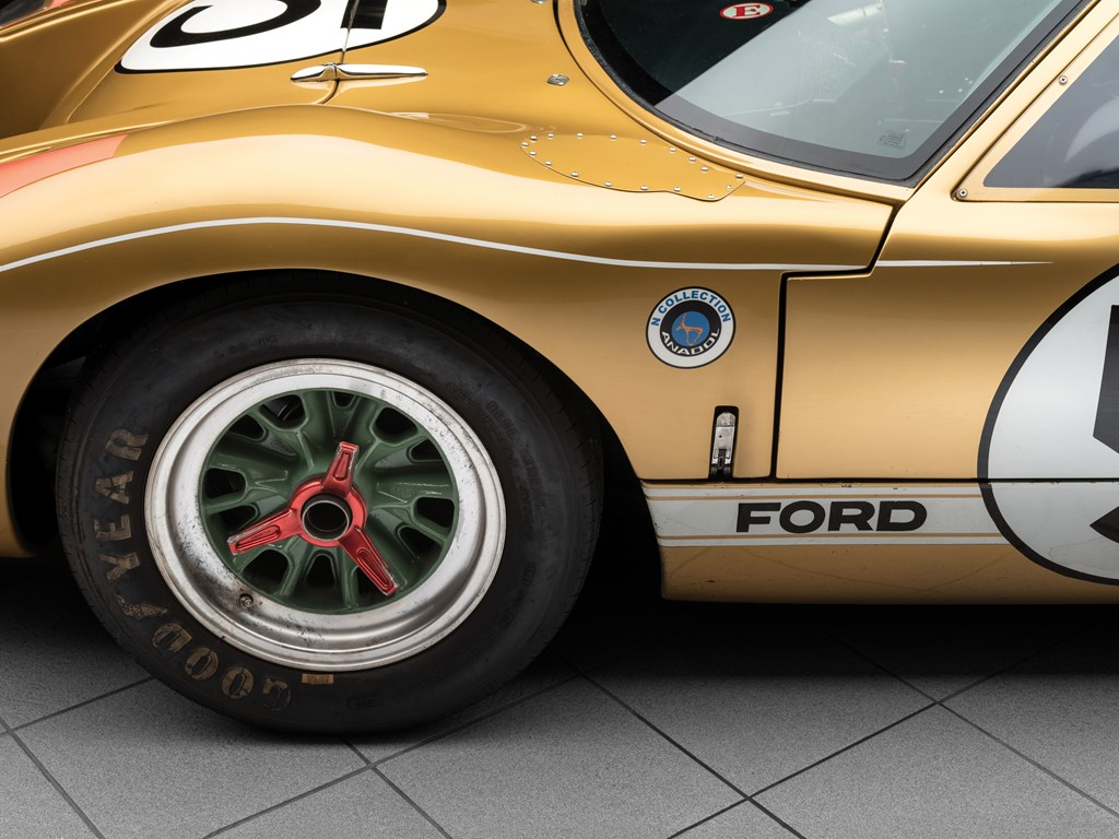 1966 ford gt40 wheel