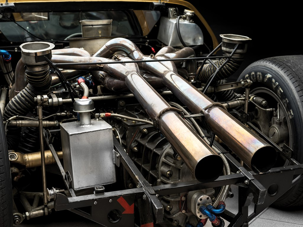 1966 ford gt40 engine
