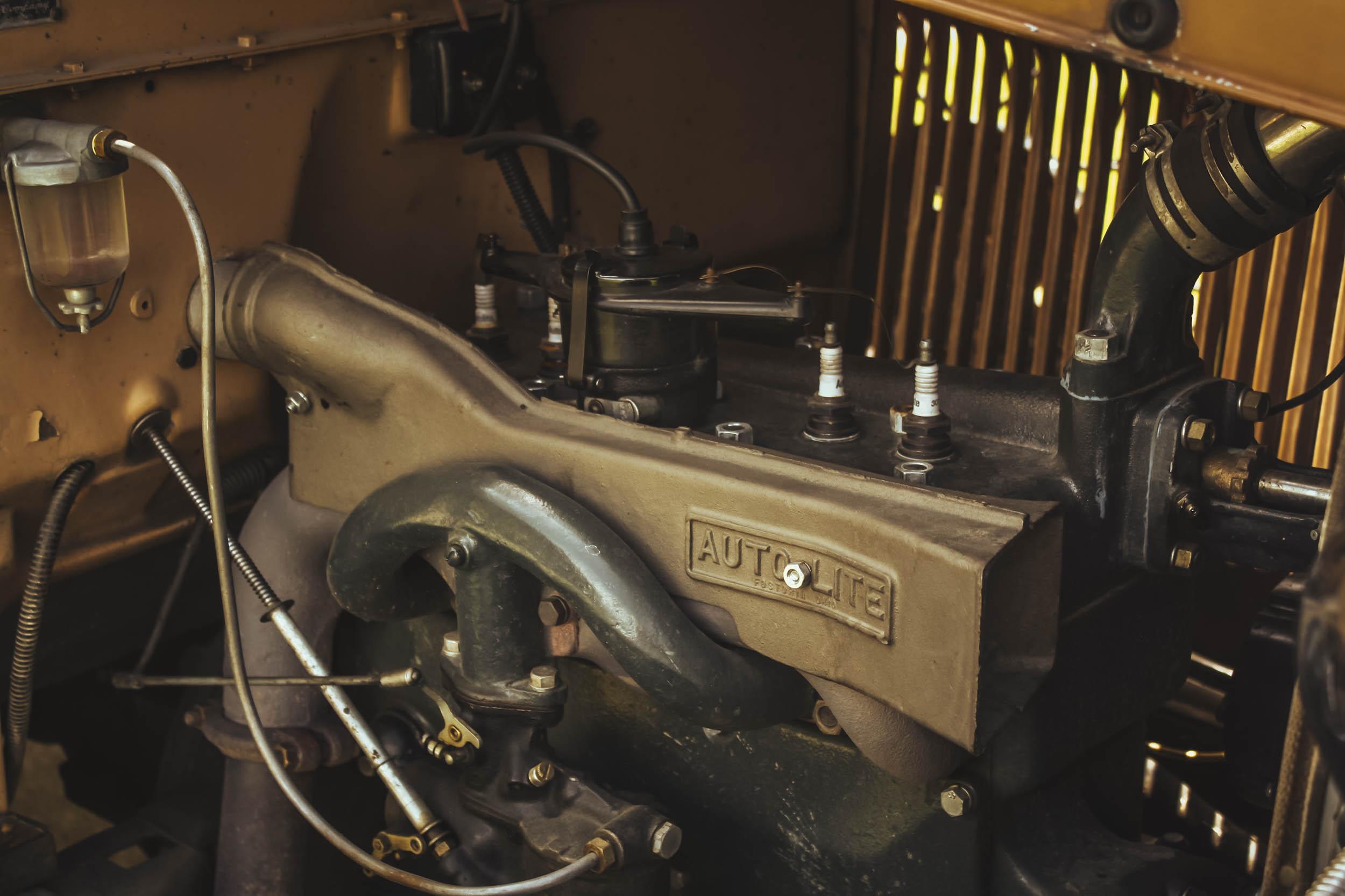 billings club ford model a engine