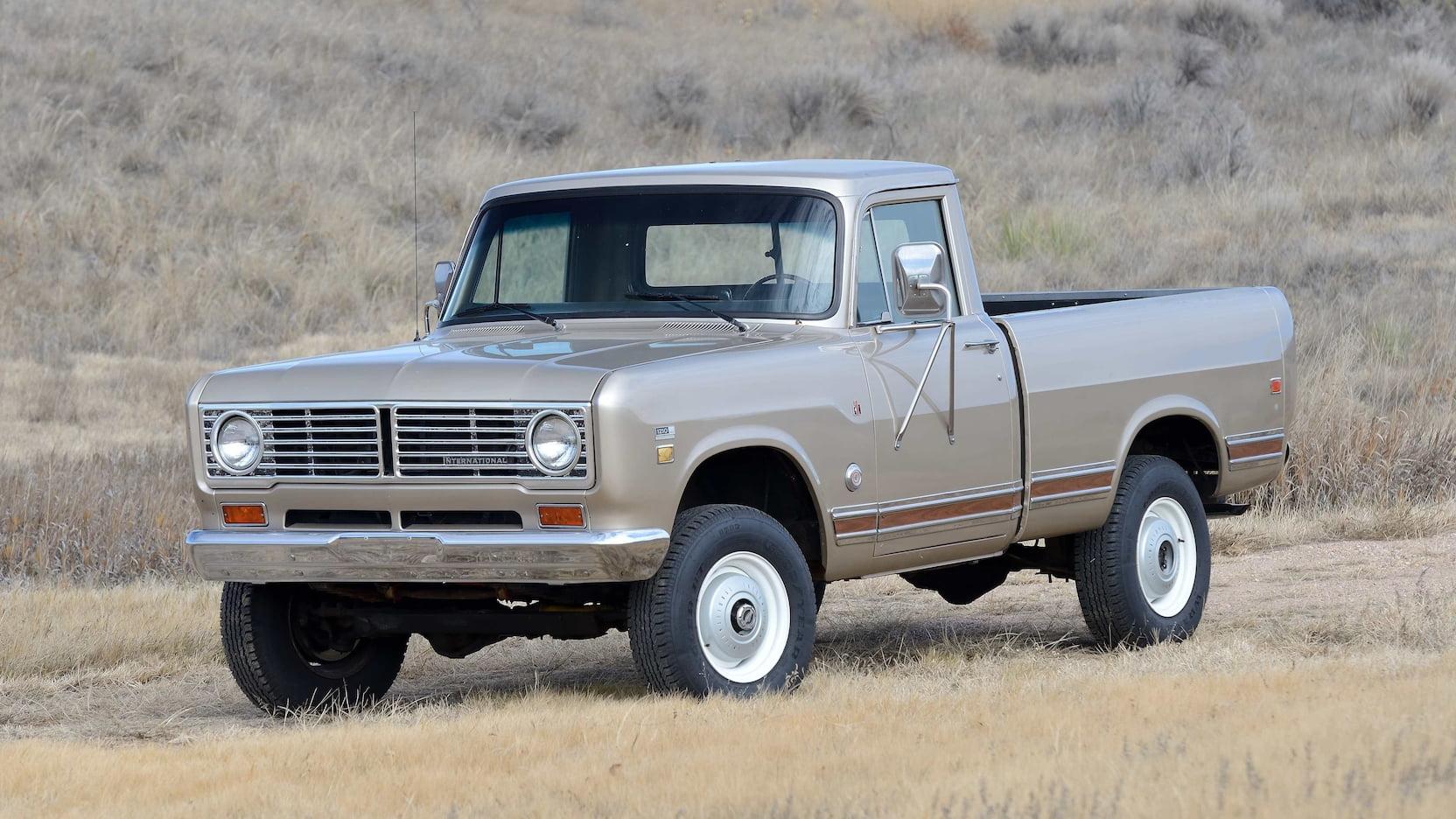 1972 International Harvester 2110 Pickup