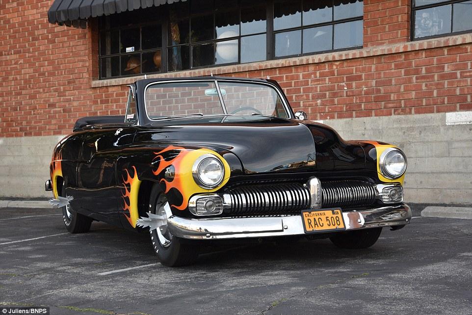 1949 Mercury Custom Hell's Chariot