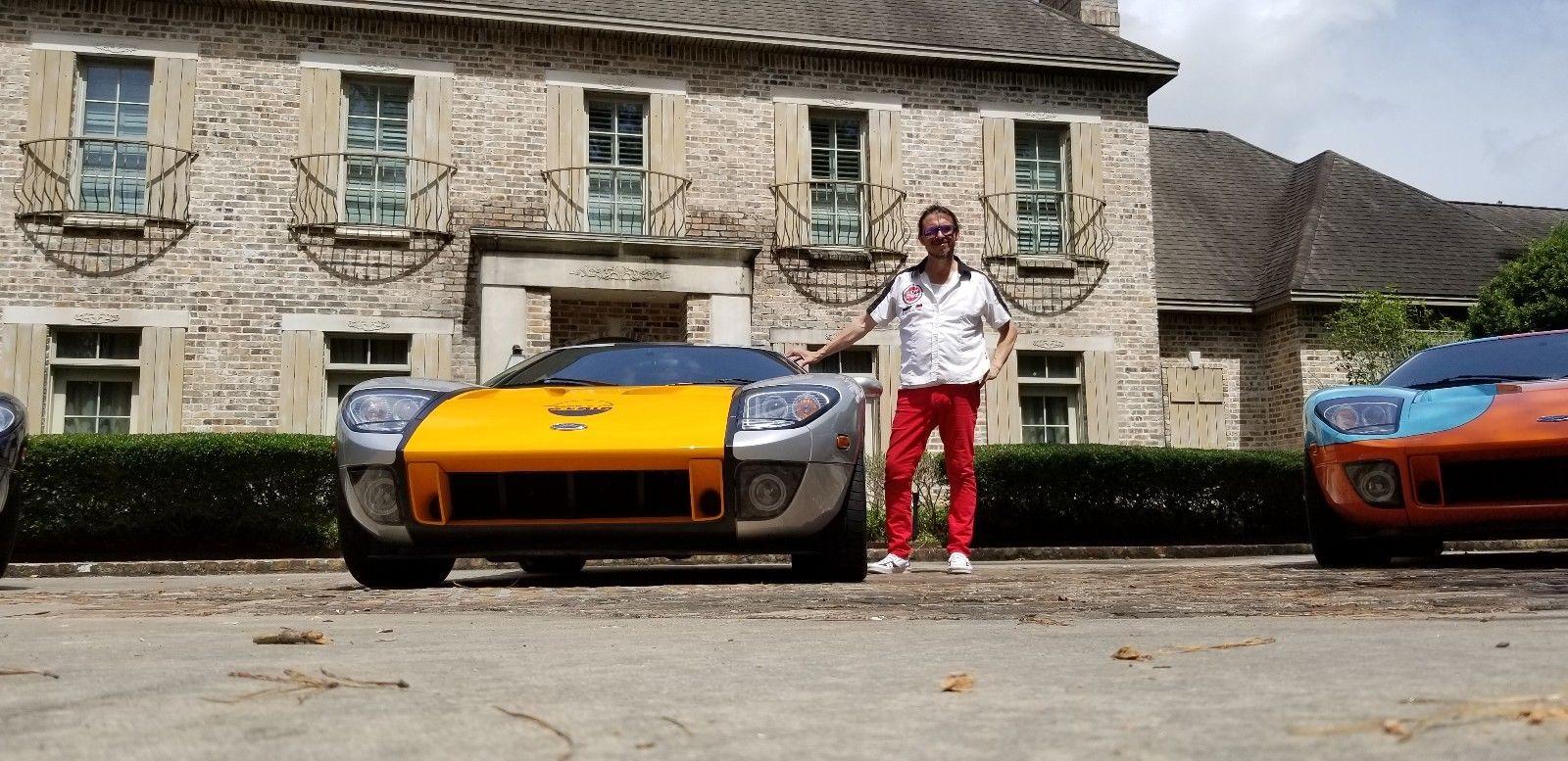 camilo pardo with solar 7 ford gt