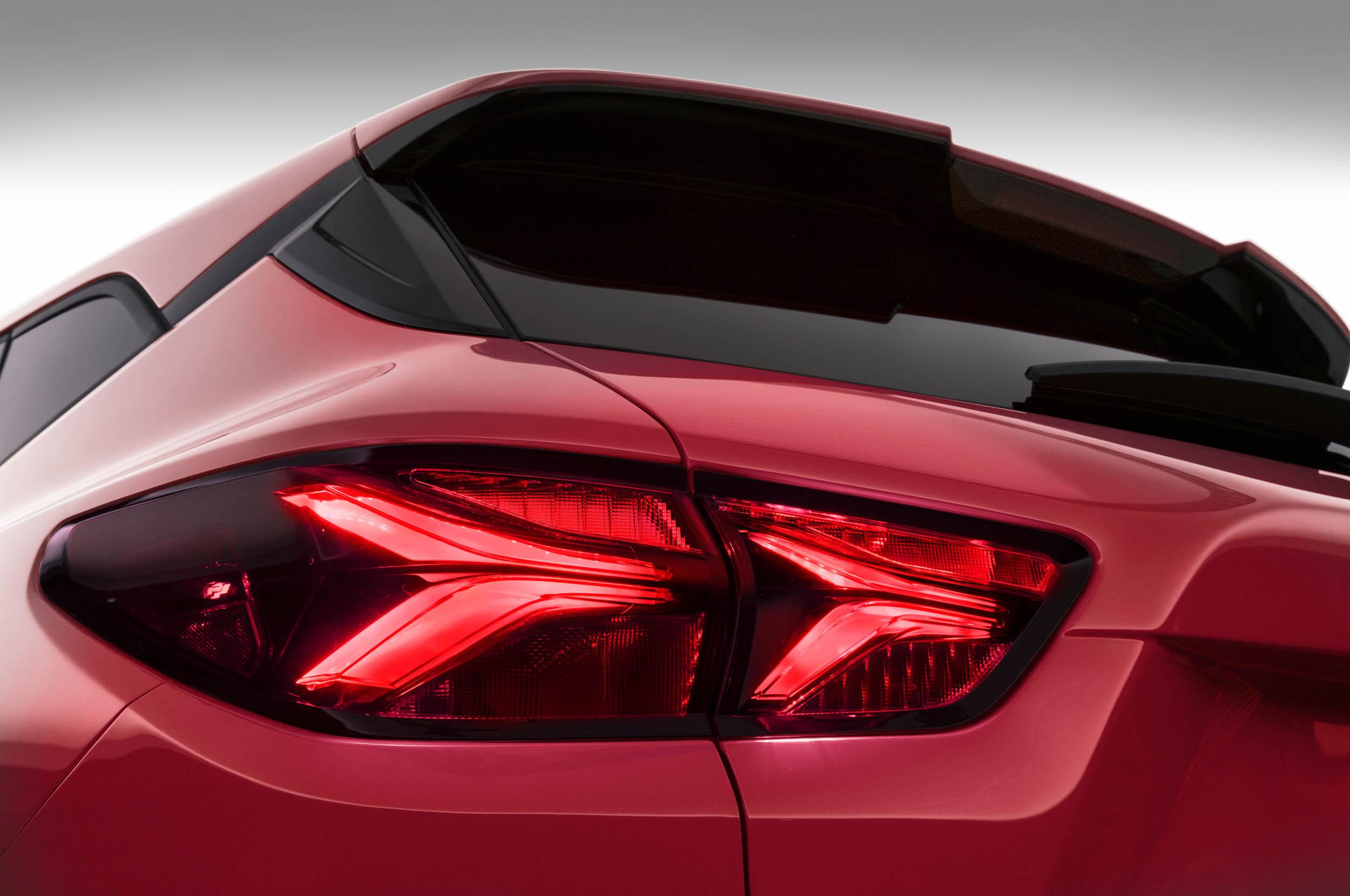 2019 Chevrolet Blazer tail light