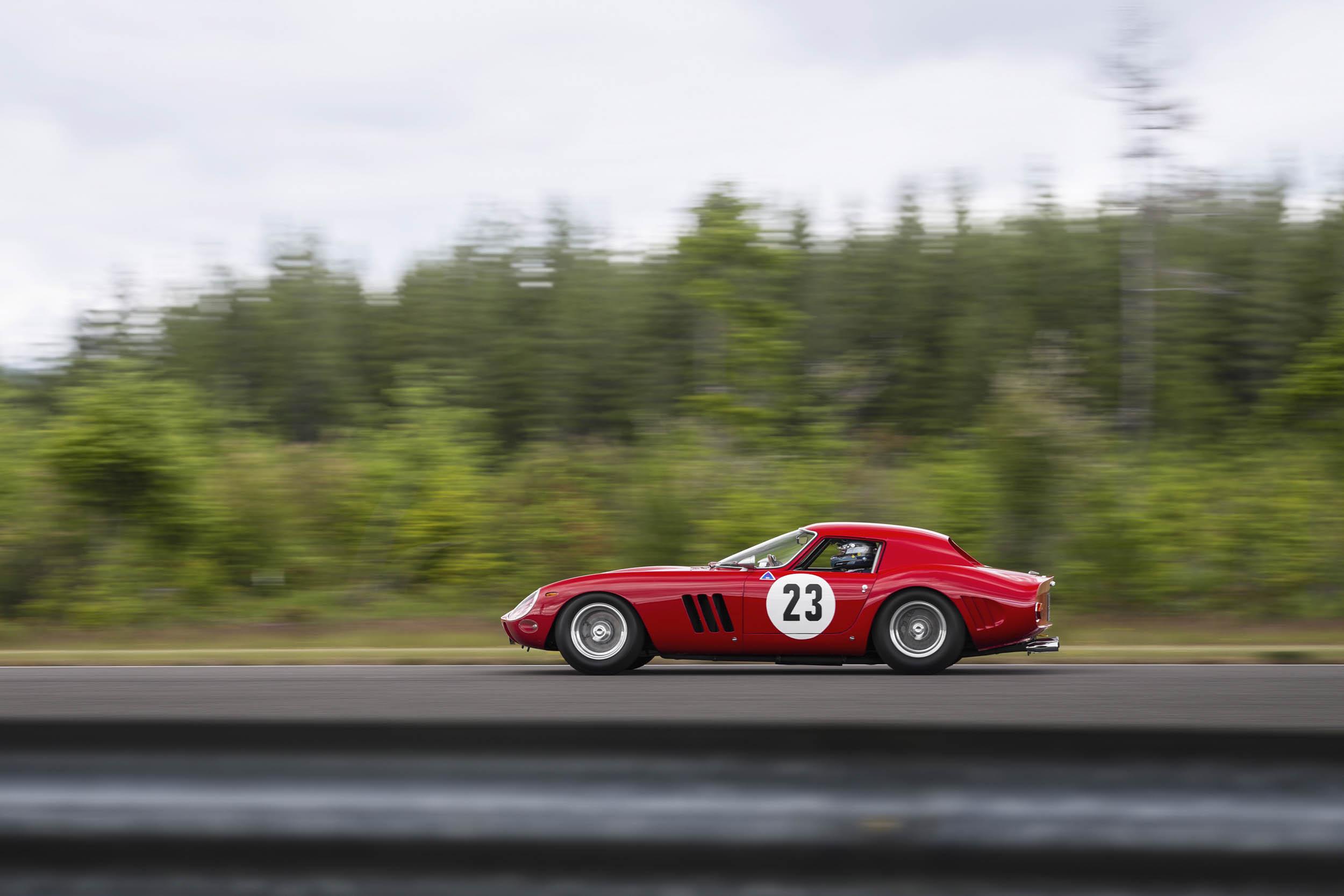 1962 Ferrari 250 GTO side