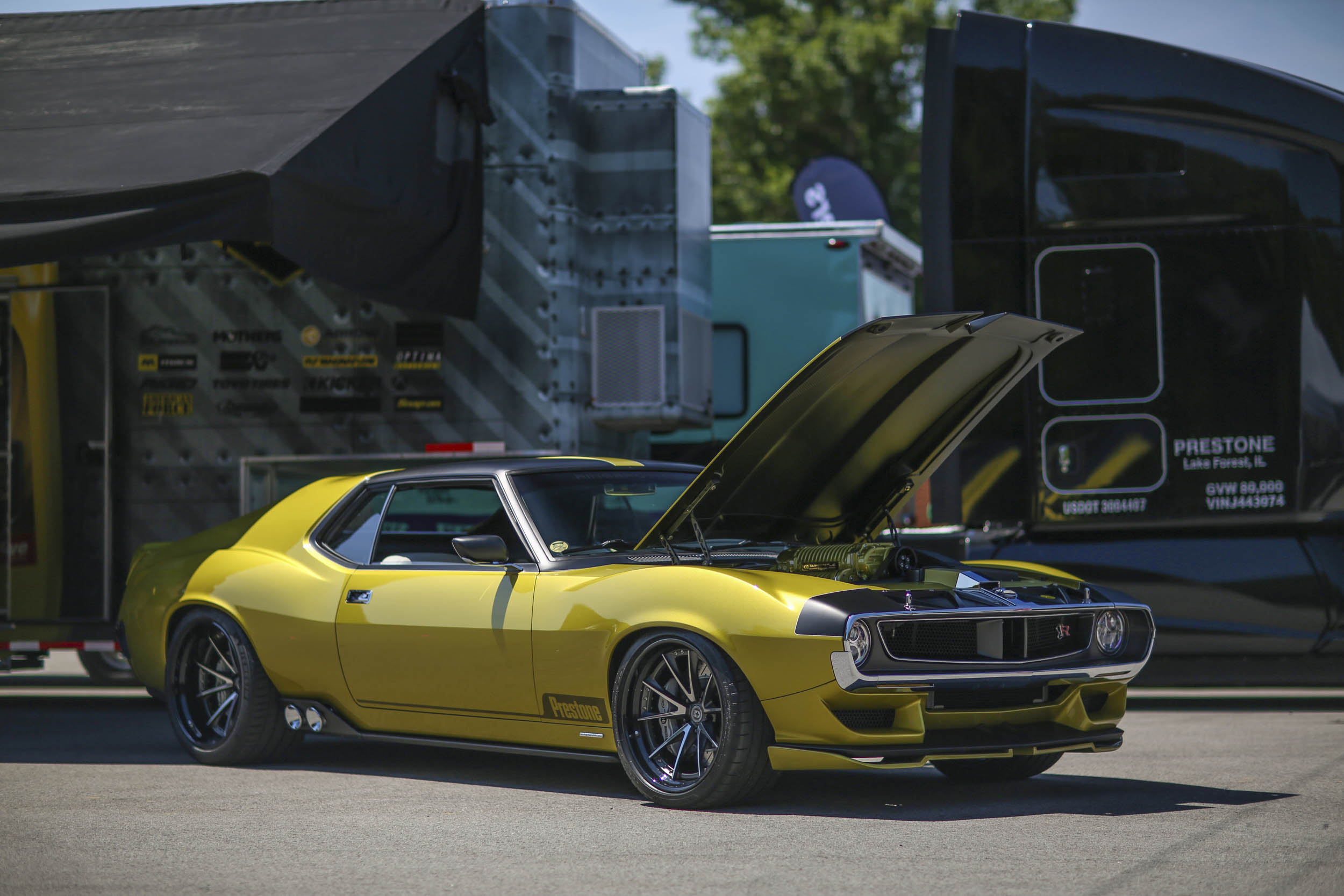Prestone brought its AMC Javelin AMX