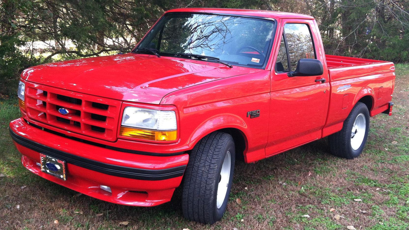 1993 Ford SVT Lightning Pickup
